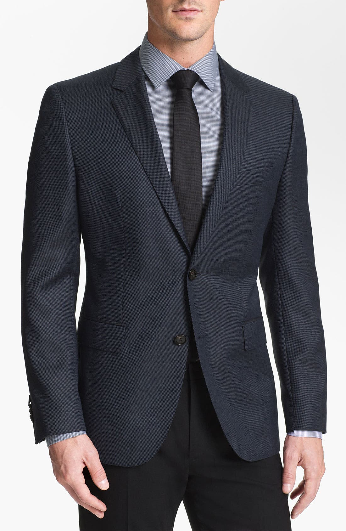 Alternate Image 1 Selected - BOSS HUGO BOSS 'James' Trim Fit Blazer