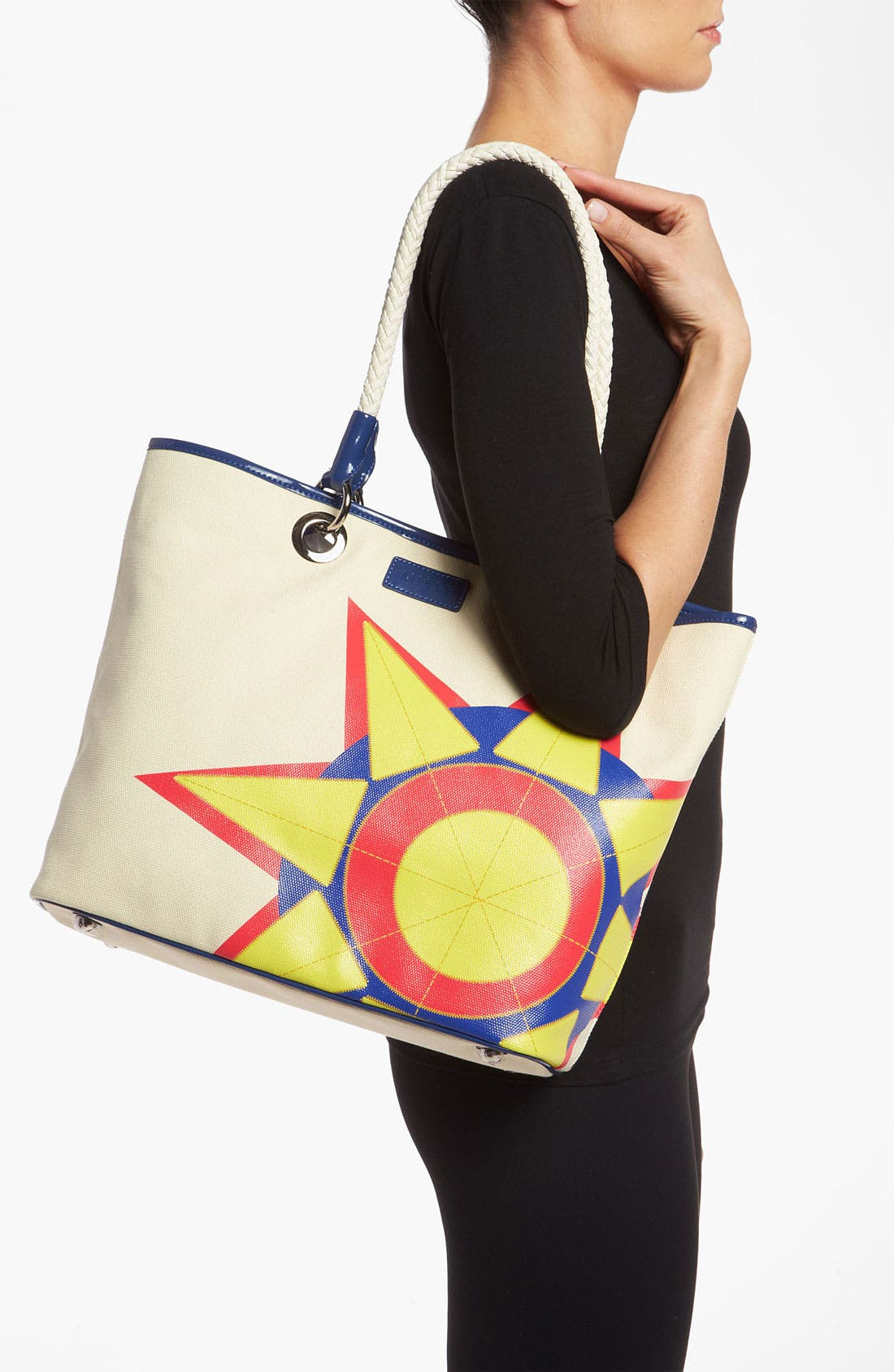 Alternate Image 2  - Milly Sun Print Tote