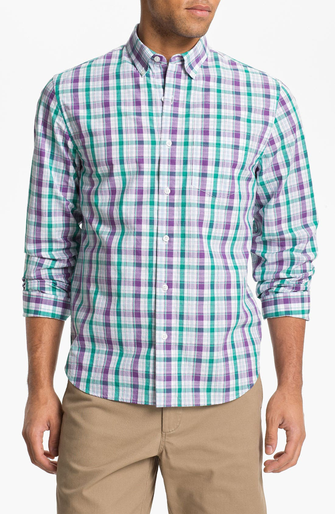 Alternate Image 1 Selected - Bonobos 'Rickey' Standard Fit Sport Shirt