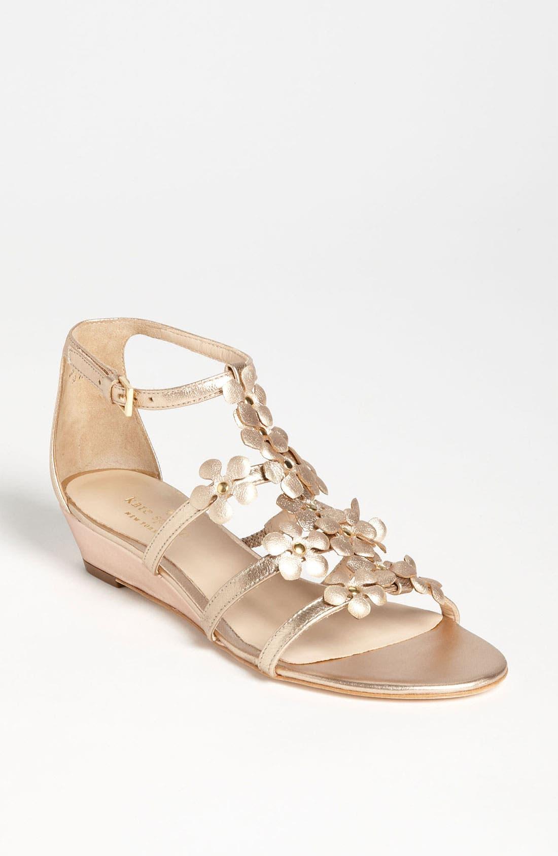 Alternate Image 1 Selected - kate spade new york 'vikki' sandal