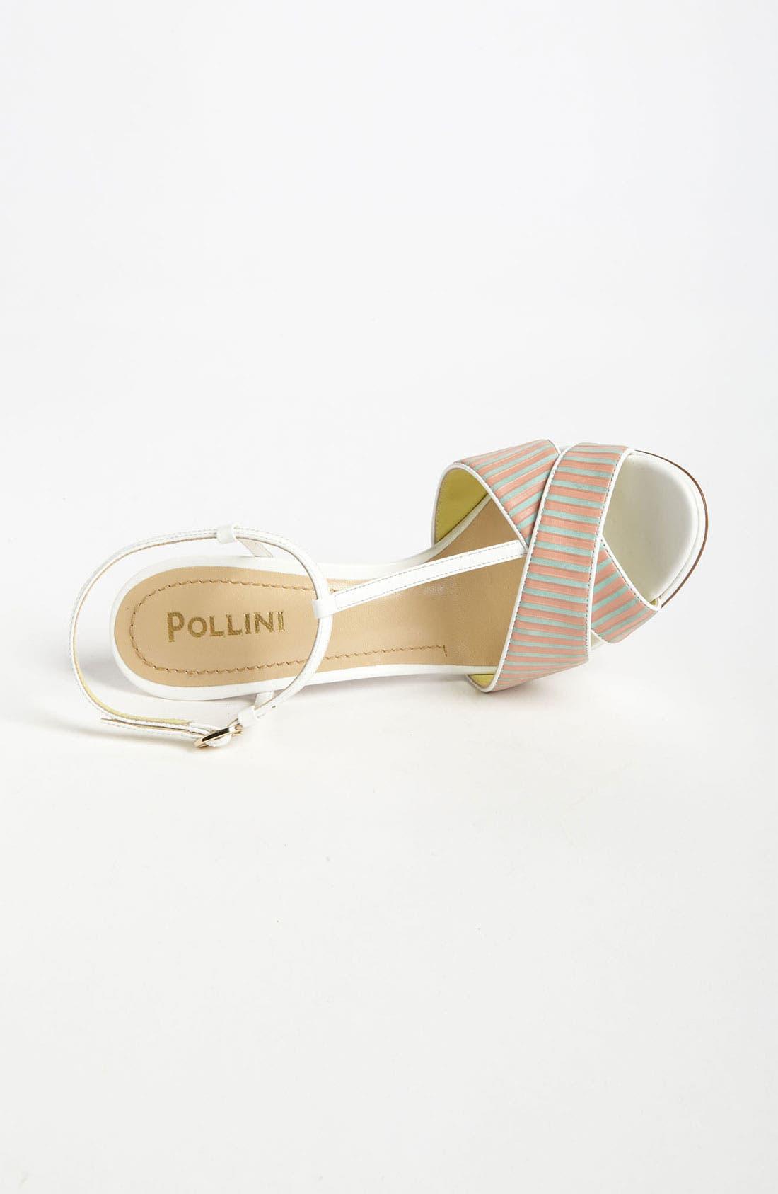 Alternate Image 3  - Pollini Stripe Sandal