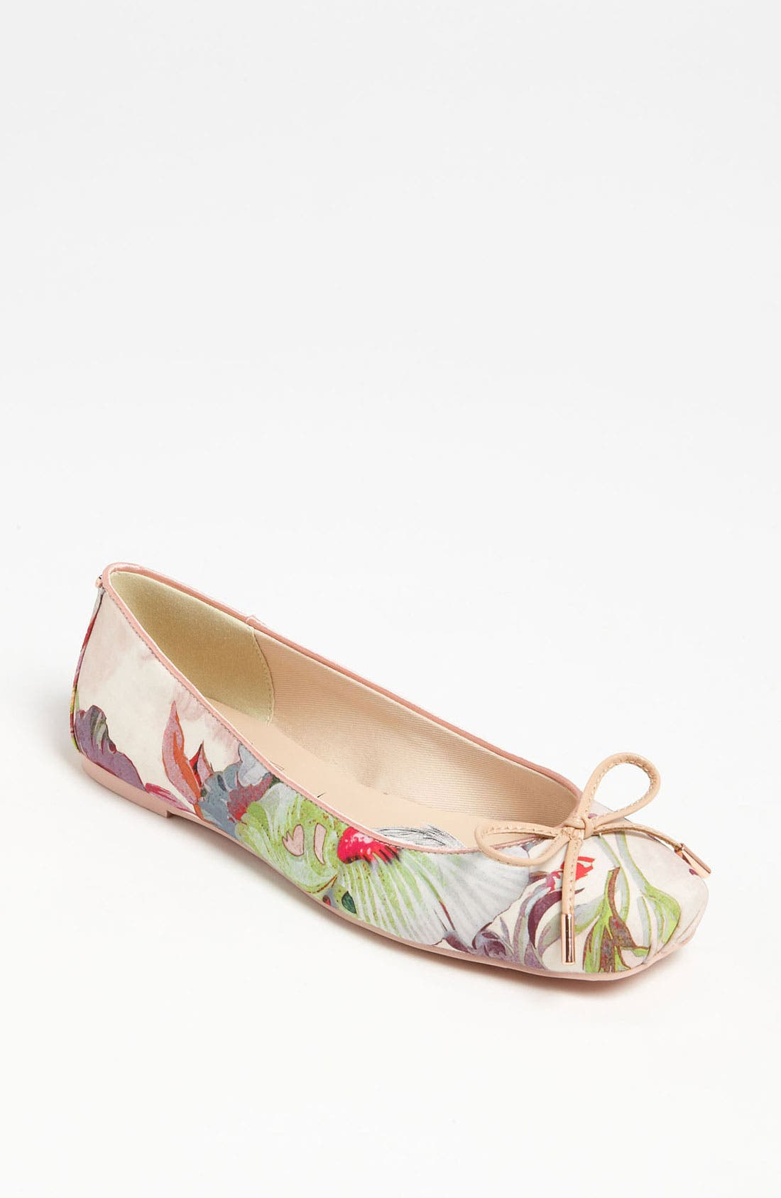 Alternate Image 1 Selected - Ted Baker London 'Charee' Ballet Flat