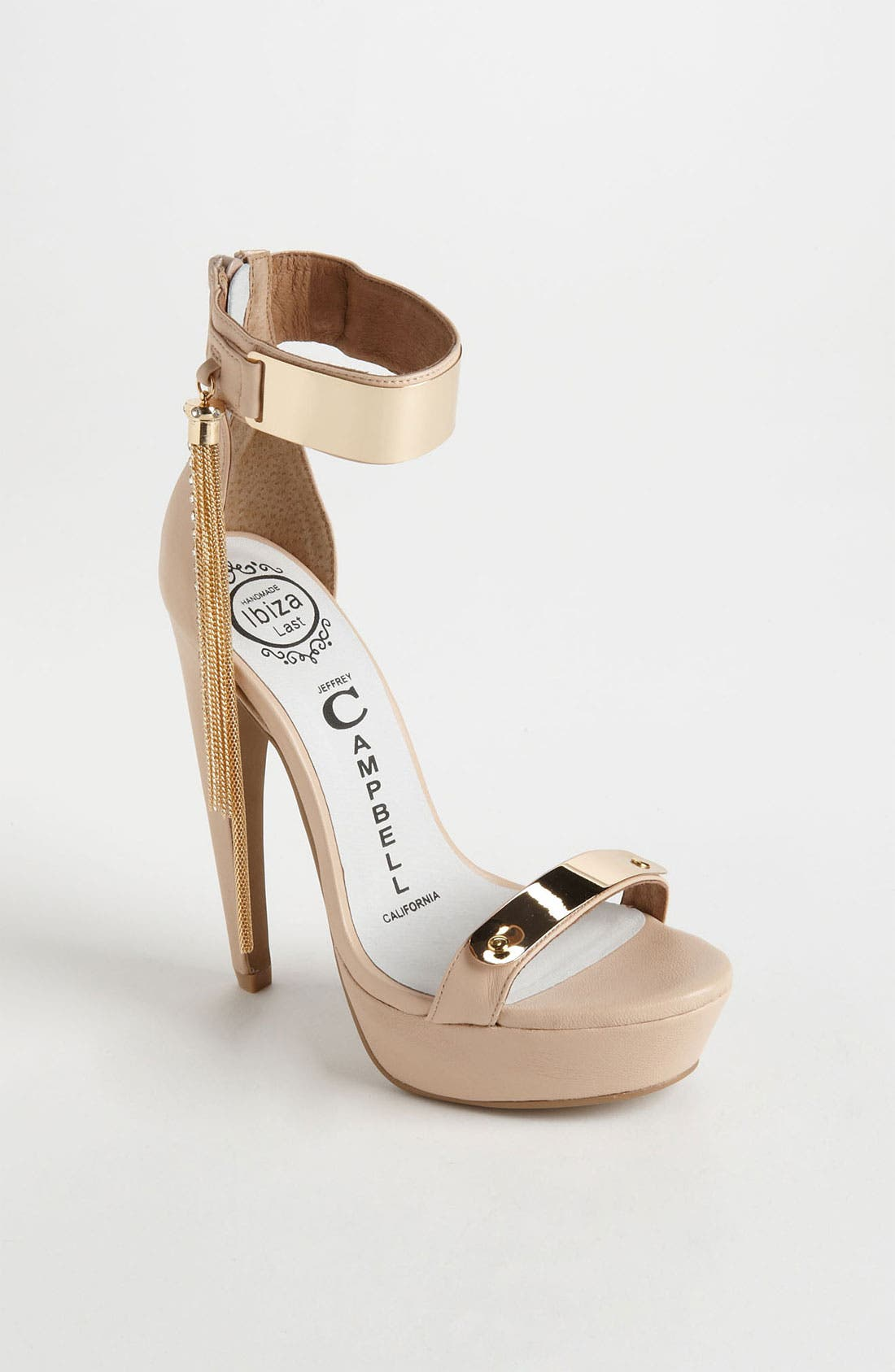 Alternate Image 1 Selected - Jeffrey Campbell 'Tasha' Sandal
