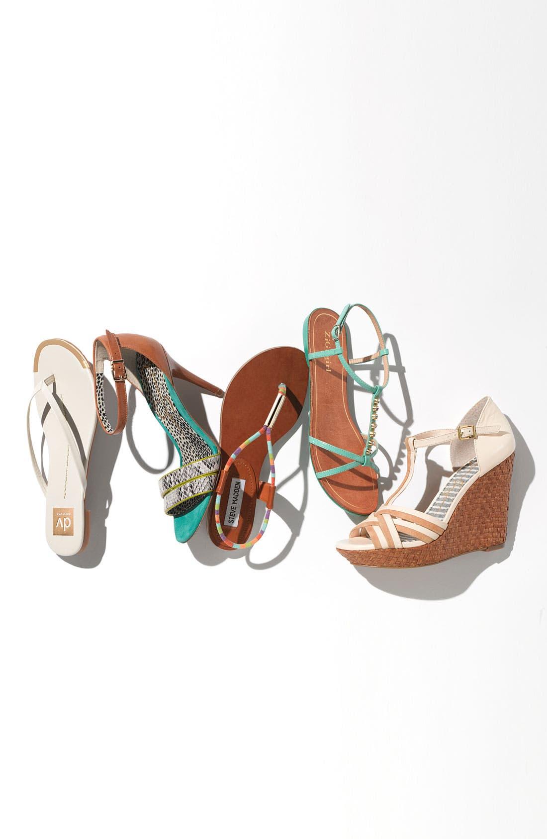 Alternate Image 5  - Jessica Simpson 'Jessies' Sandal