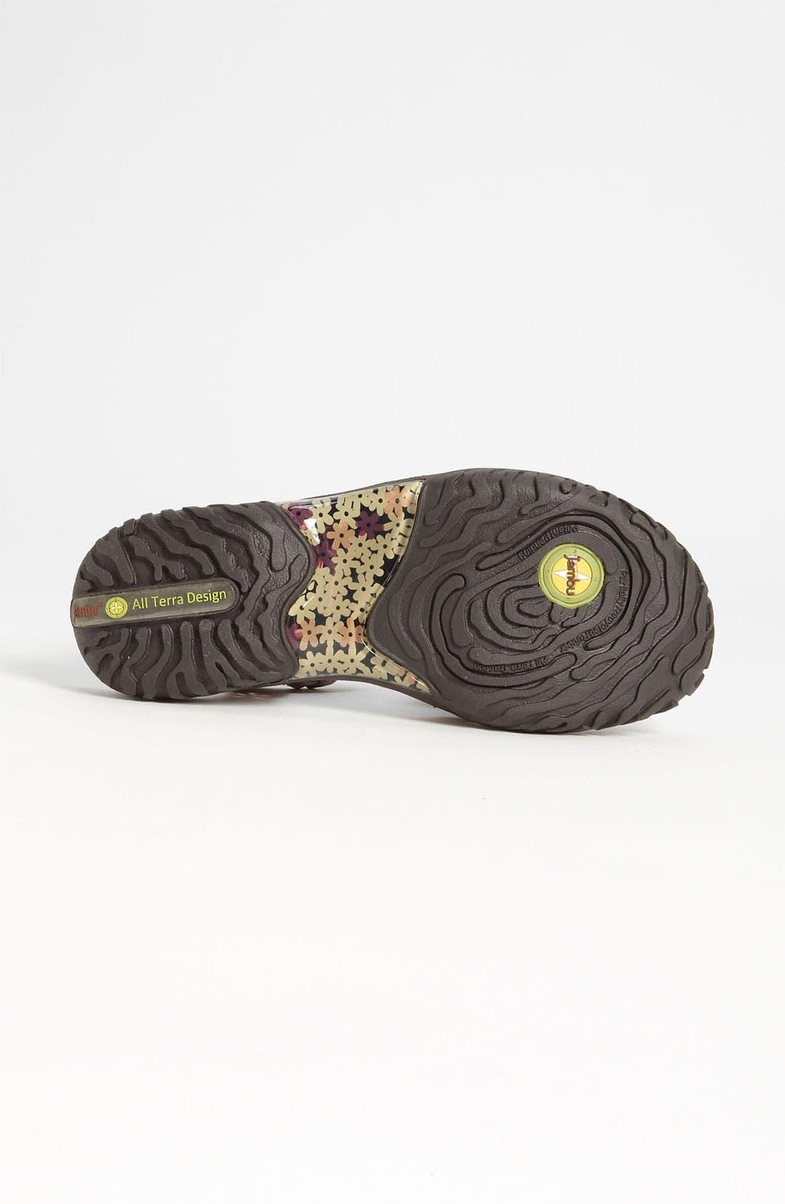 Alternate Image 4  - Jambu 'Ocean' Sandal