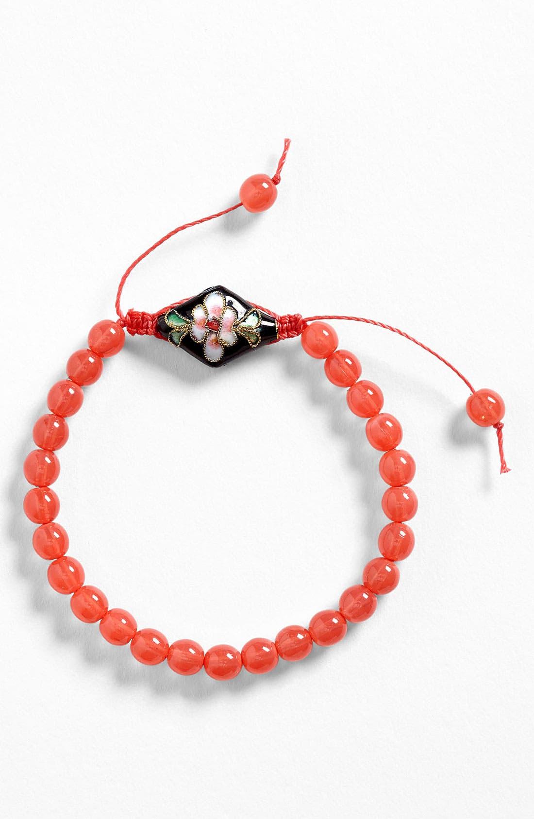 Main Image - Bonnie Jonas 'Wisdom' Cloisonné Friendship Bracelet