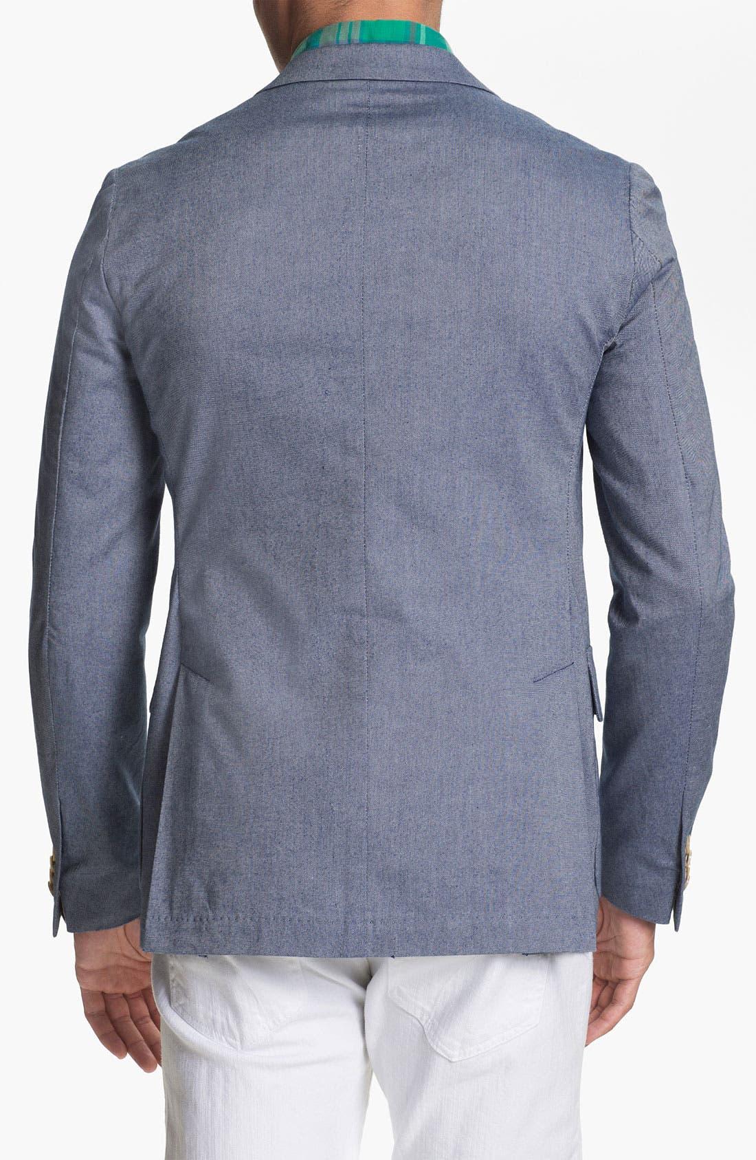 Alternate Image 2  - Gant Rugger Oxford Blazer