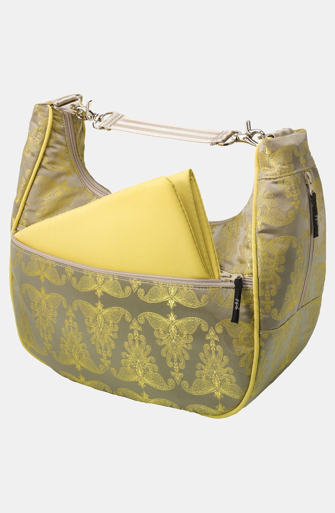 Alternate Image 2  - Petunia Pickle Bottom 'Touring Tote' Brocade Diaper Bag