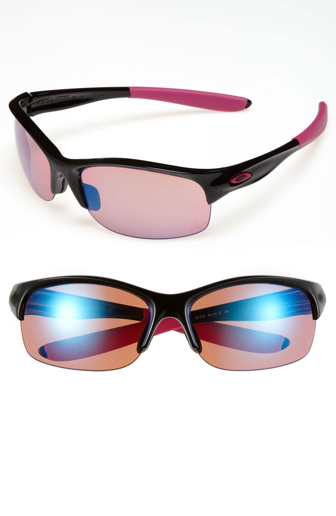 Main Image - Oakley 'Commit® SQ - Breast Cancer Awareness Edition' 62mm Sunglasses