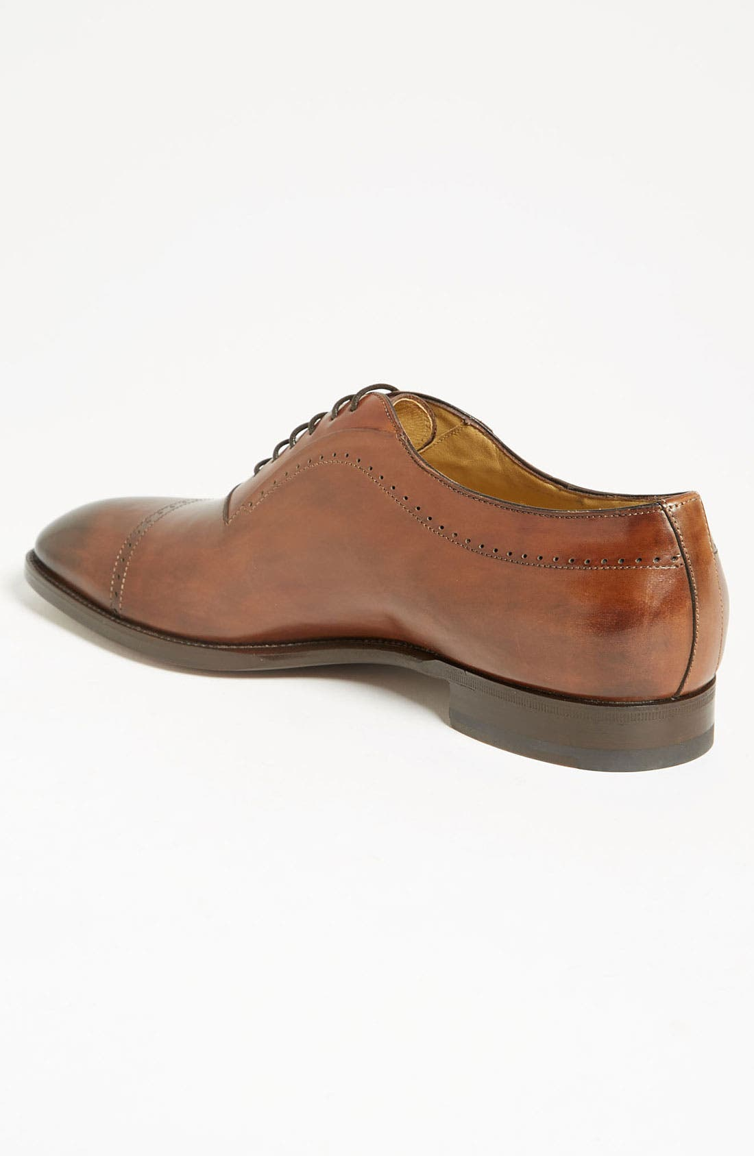 Alternate Image 2  - Santoni 'Radcliffe' Cap Toe Oxford