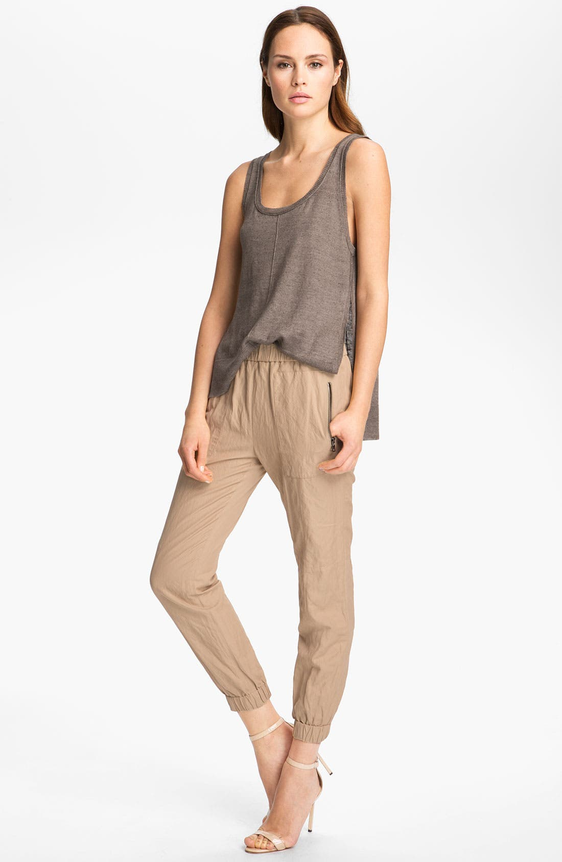Alternate Image 4  - J Brand Ready-to-Wear 'Garbo' Tapered Pants