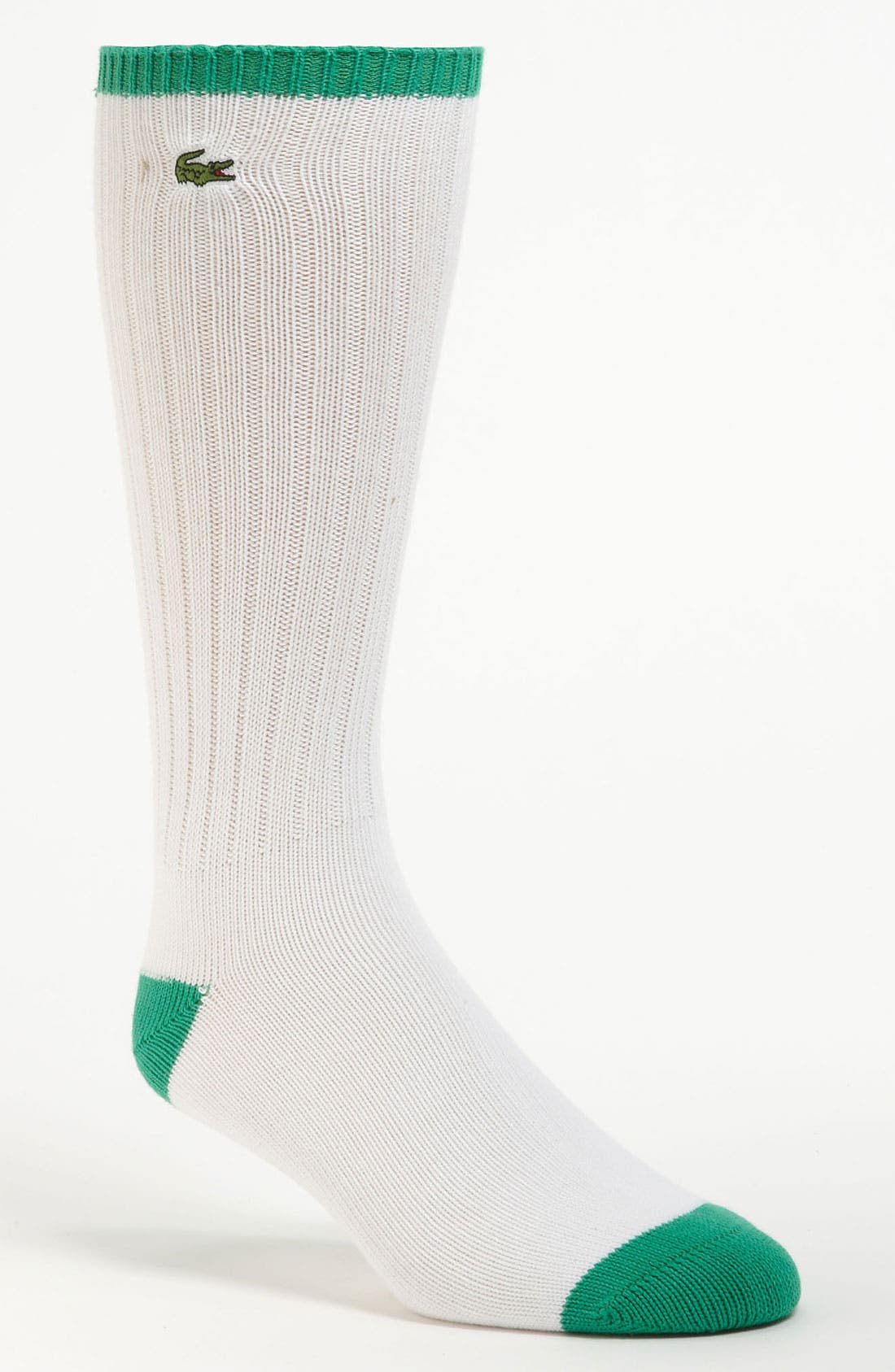 Alternate Image 1 Selected - Lacoste 'Classic Tip' Socks