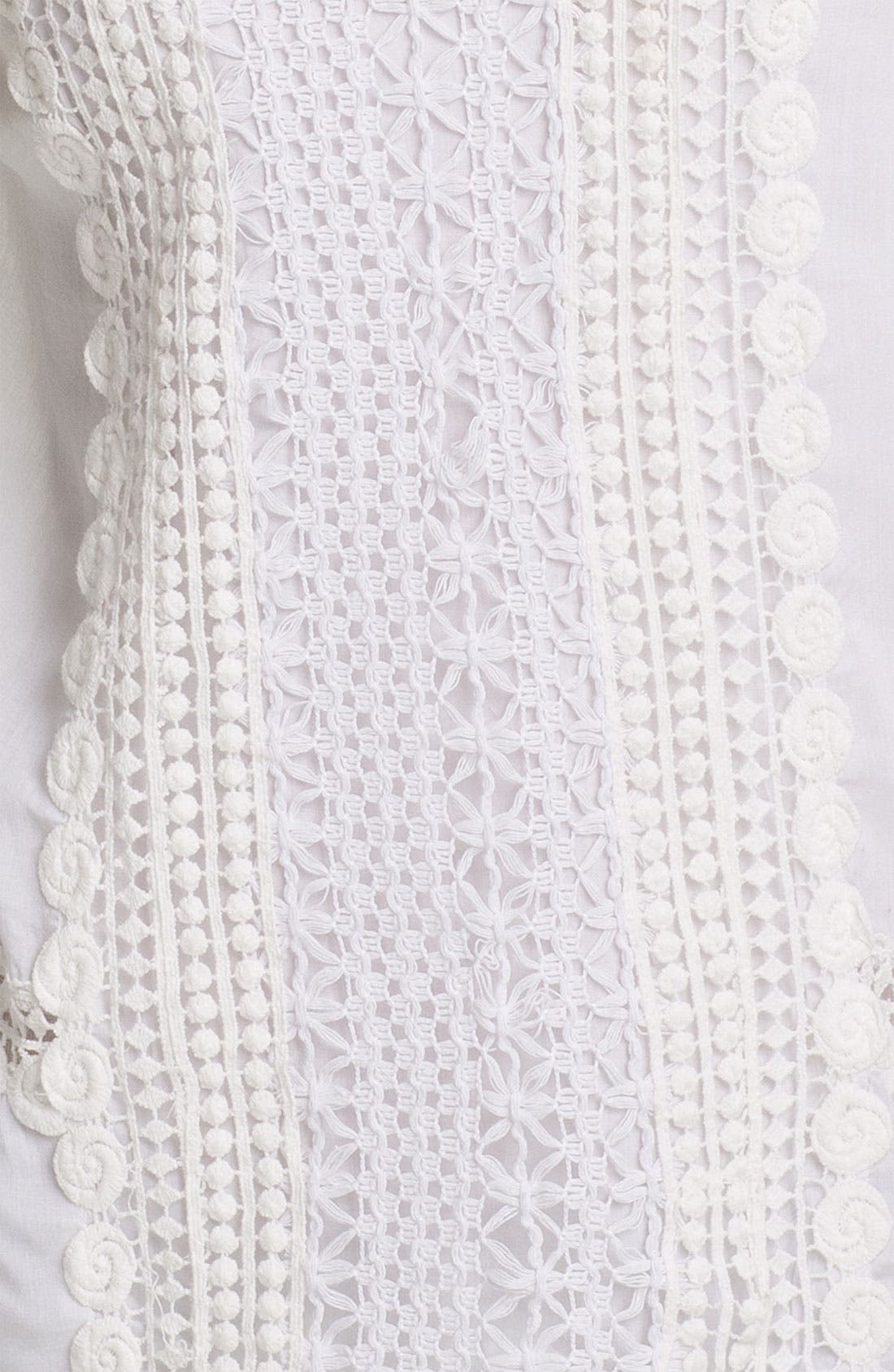 Alternate Image 3  - KUT from the Kloth 'Bailey' Lace Top