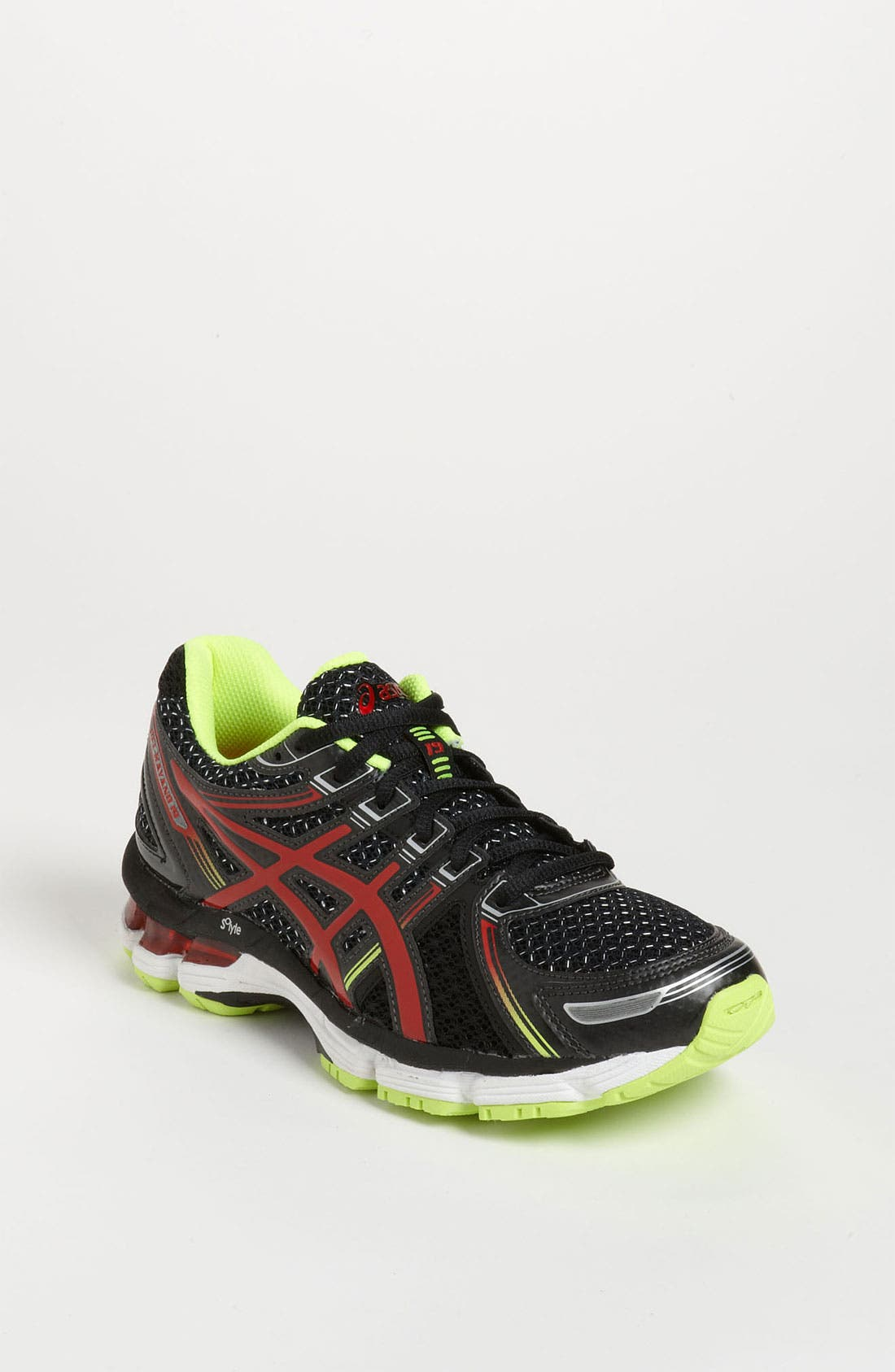 Alternate Image 1 Selected - ASICS® 'GEL-Kayano® 19' Running Shoe (Little Kid & Big Kid)