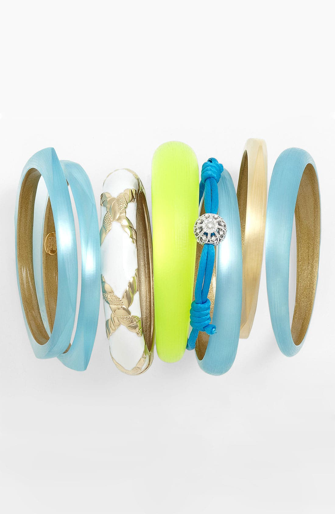 Alternate Image 2  - Alexis Bittar Medium Tapered Bangle