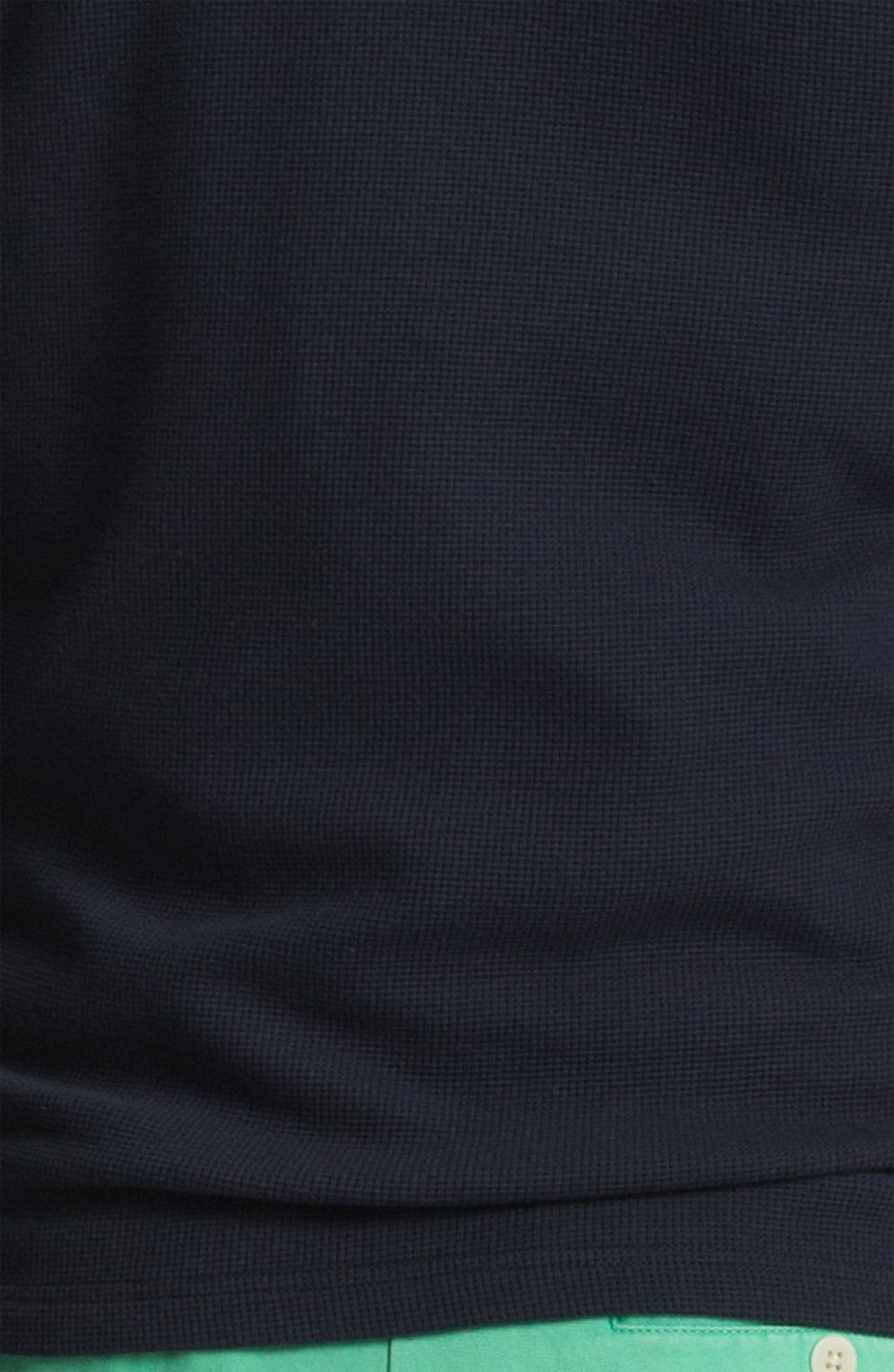 Alternate Image 3  - Michael Kors Waffle Knit Zip Hoodie
