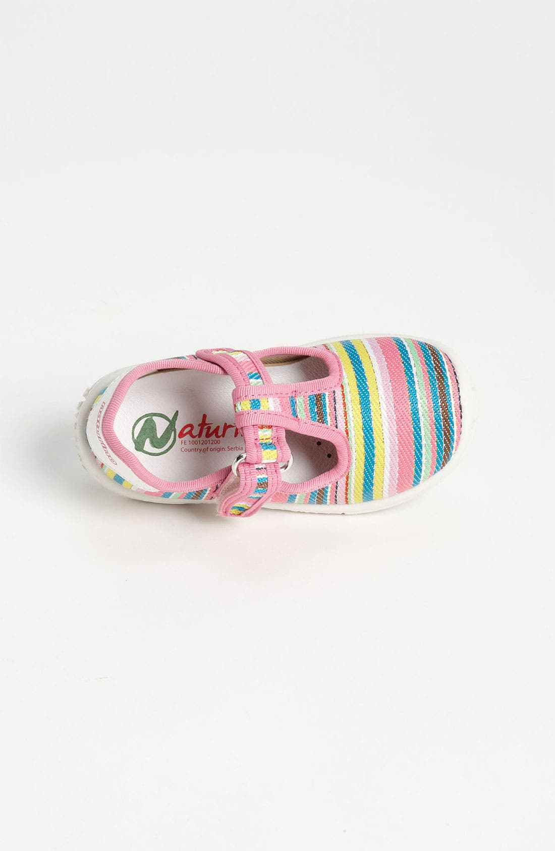 Alternate Image 3  - Naturino '7477' Mary Jane Sneaker (Baby & Walker)