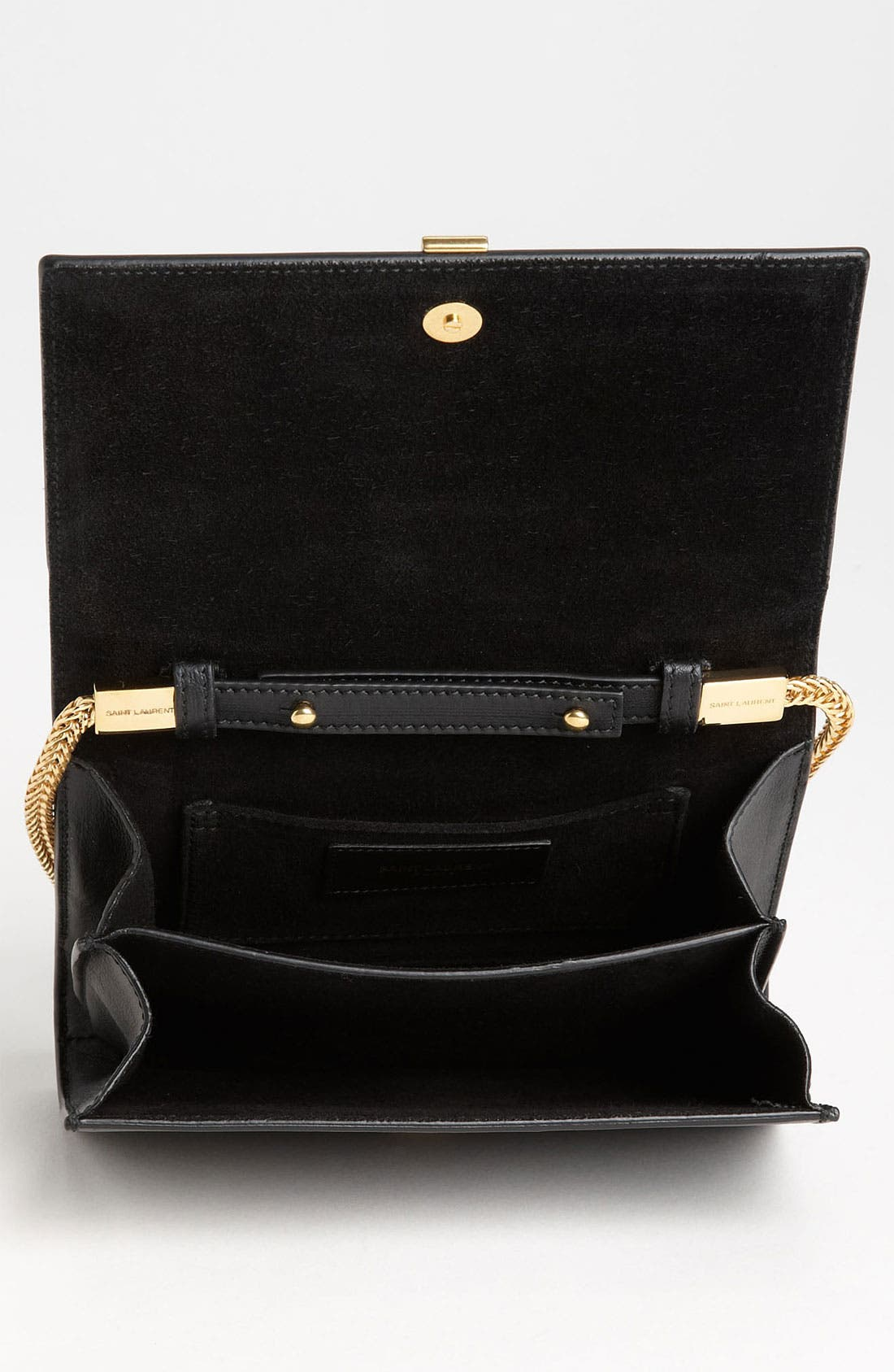 Alternate Image 3  - Saint Laurent 'Y Chain - Mini' Leather Handbag
