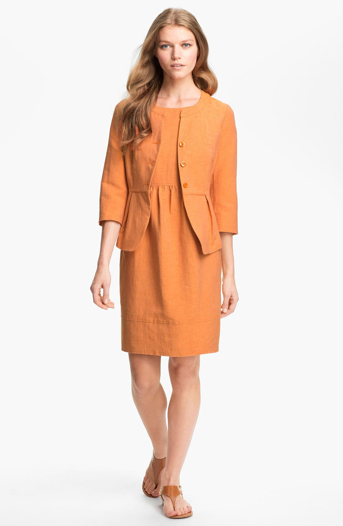 Alternate Image 4  - Weekend Max Mara 'Hot' Sleeveless Dress