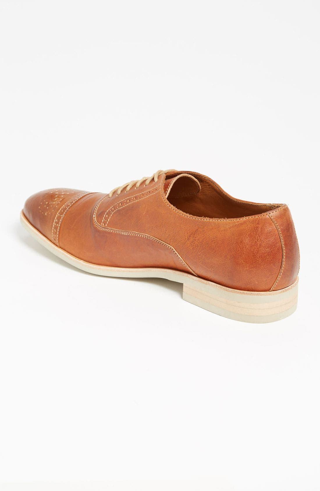 Alternate Image 2  - Maison Forte 'Hyeres' Cap Toe Oxford