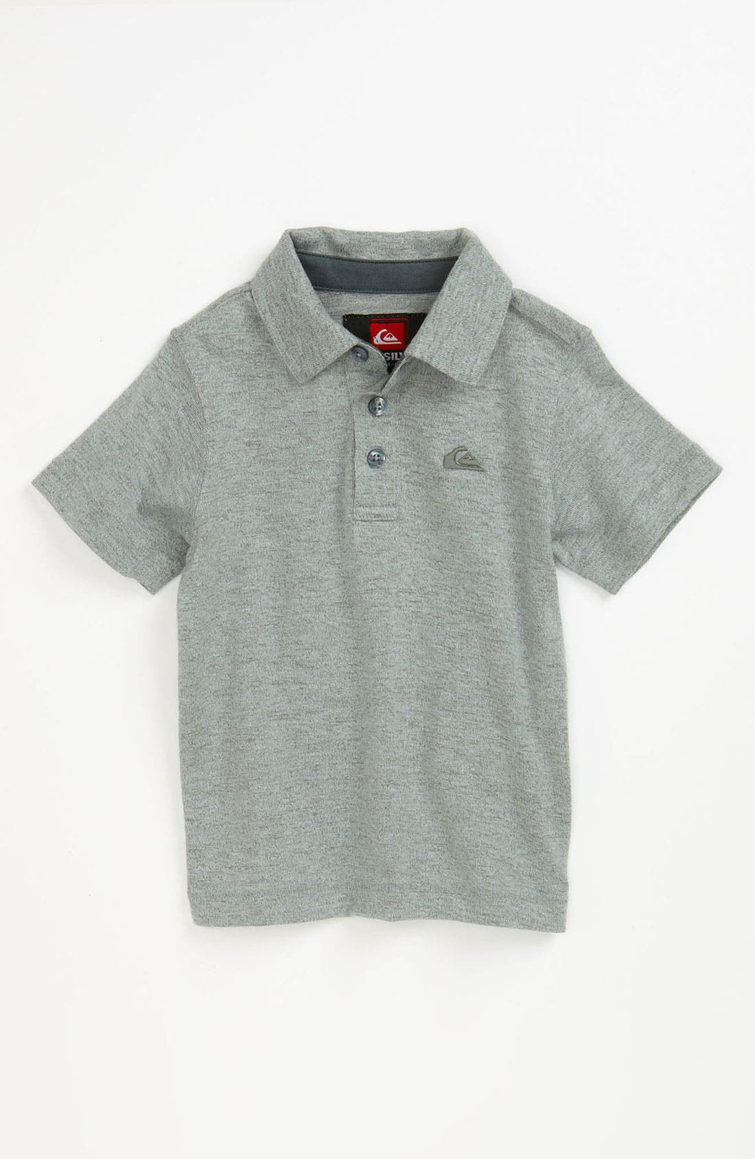 Alternate Image 1 Selected - Quiksilver 'Grab Bag' Polo Shirt (Baby)