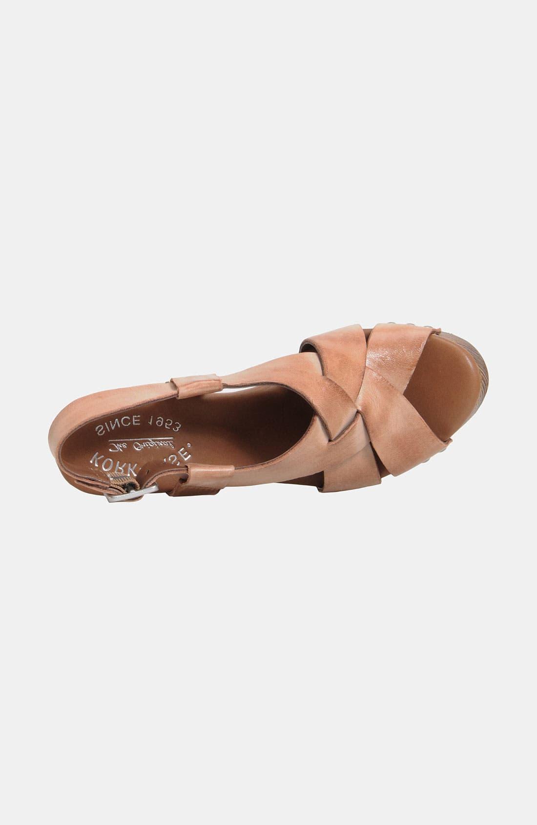 Alternate Image 3  - Kork-Ease 'Constance' Sandal