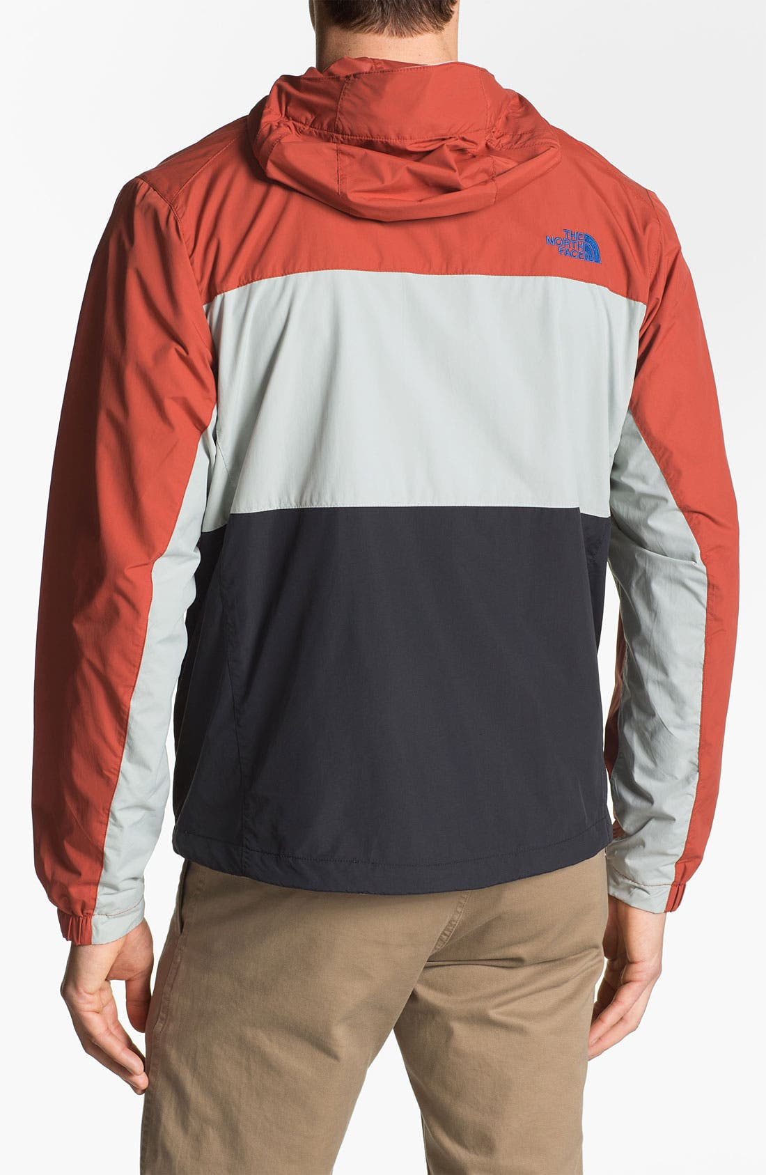 Alternate Image 2  - The North Face 'Atmosphere' Tricolor Windbreaker
