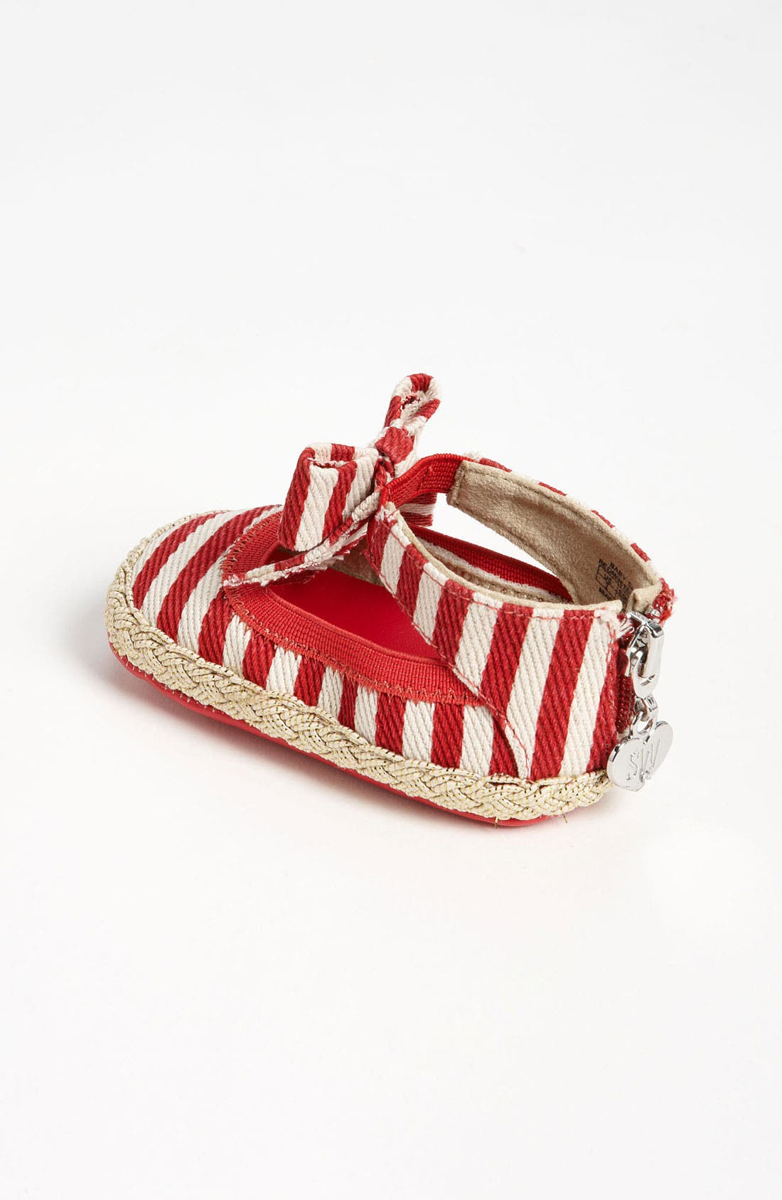 Alternate Image 2  - Stuart Weitzman 'Baby Sachet' Mary Jane (Baby)