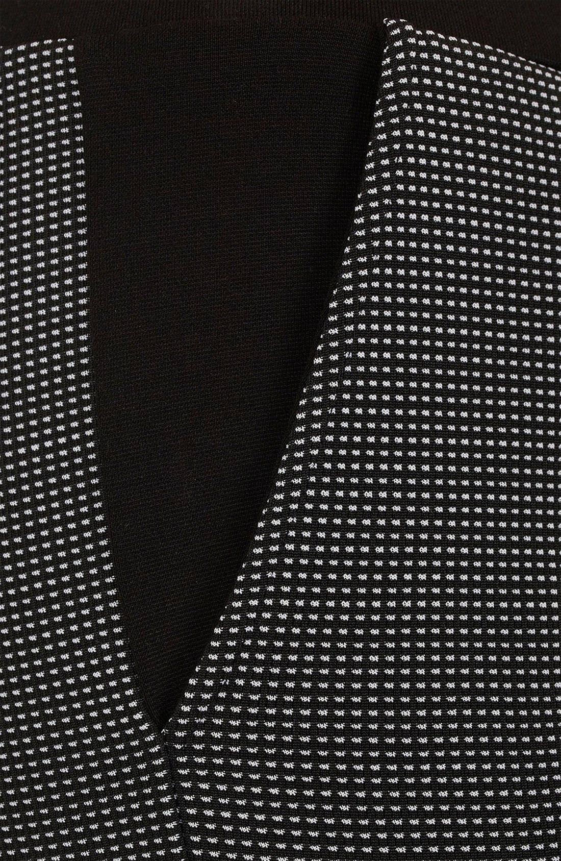 Alternate Image 3  - Topshop Skinny Knit Pants