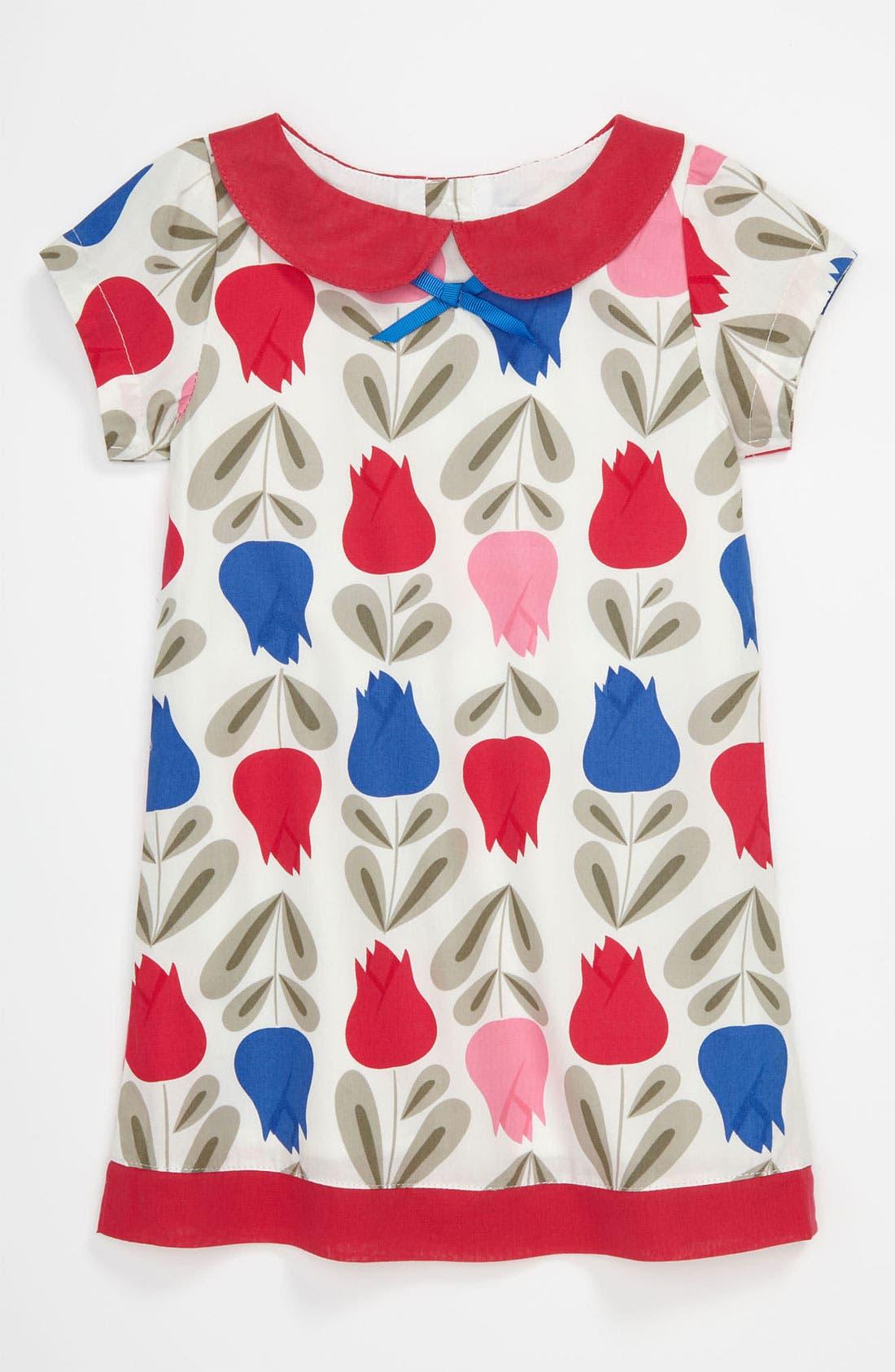 Alternate Image 1 Selected - Pumpkin Patch 'Tulia' Tulip Dress (Toddler)