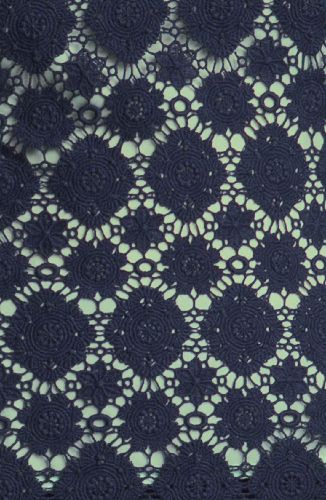 Alternate Image 5  - Vince Camuto Crochet Lace Top