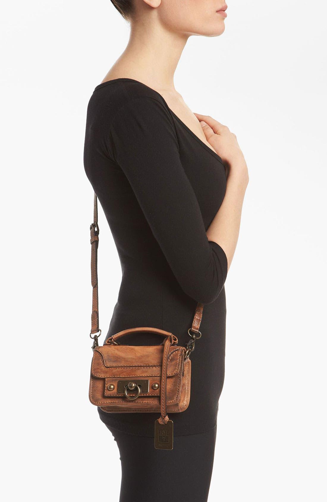 Alternate Image 2  - Frye 'Cameron - Micro' Crossbody Bag