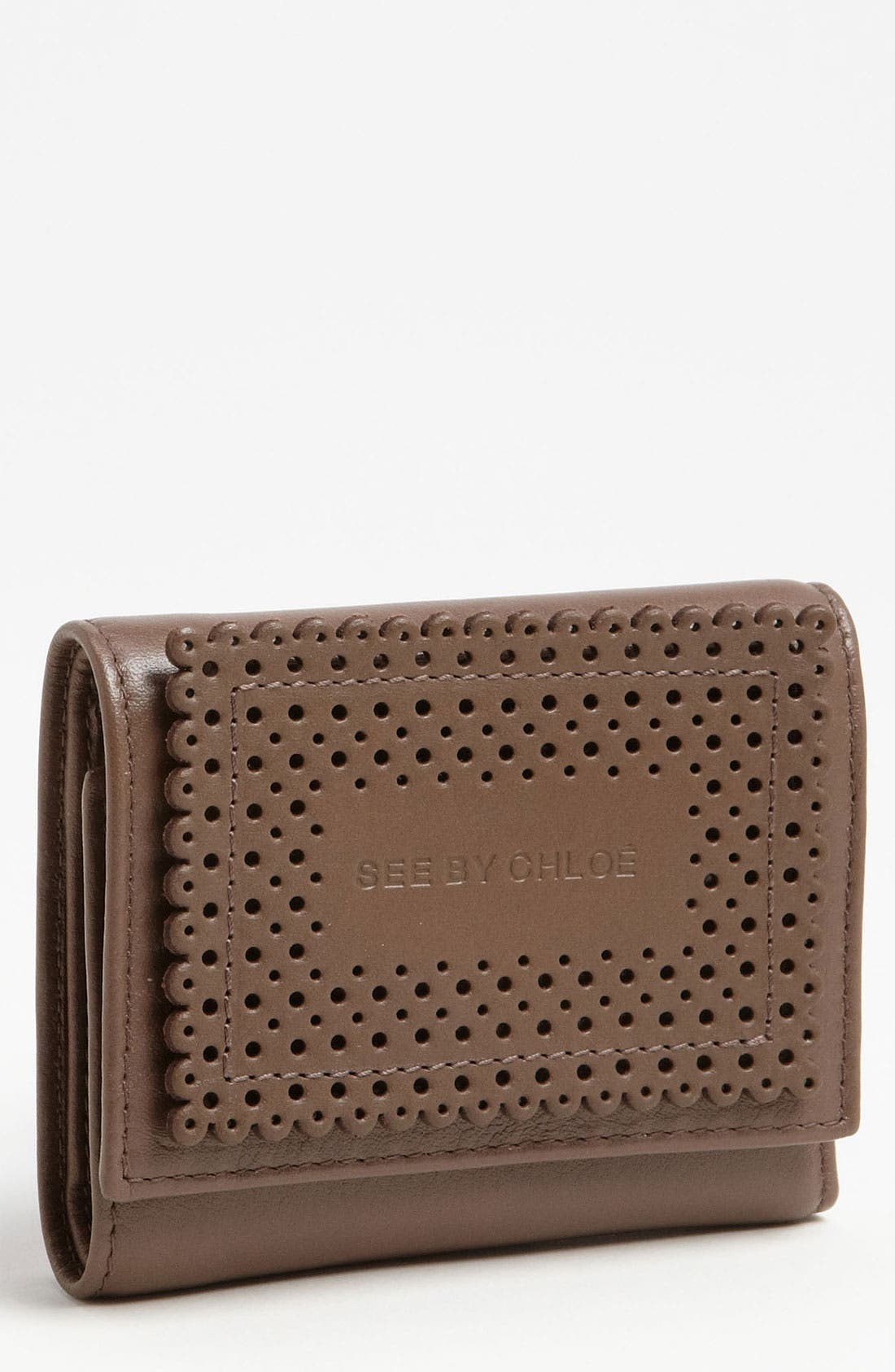 Alternate Image 1 Selected - See by Chloé Trifold Wallet