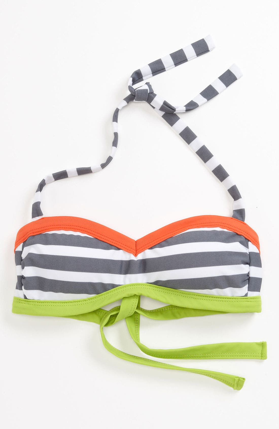 Main Image - BCA 'Rugby' Bandeau Bikini Top