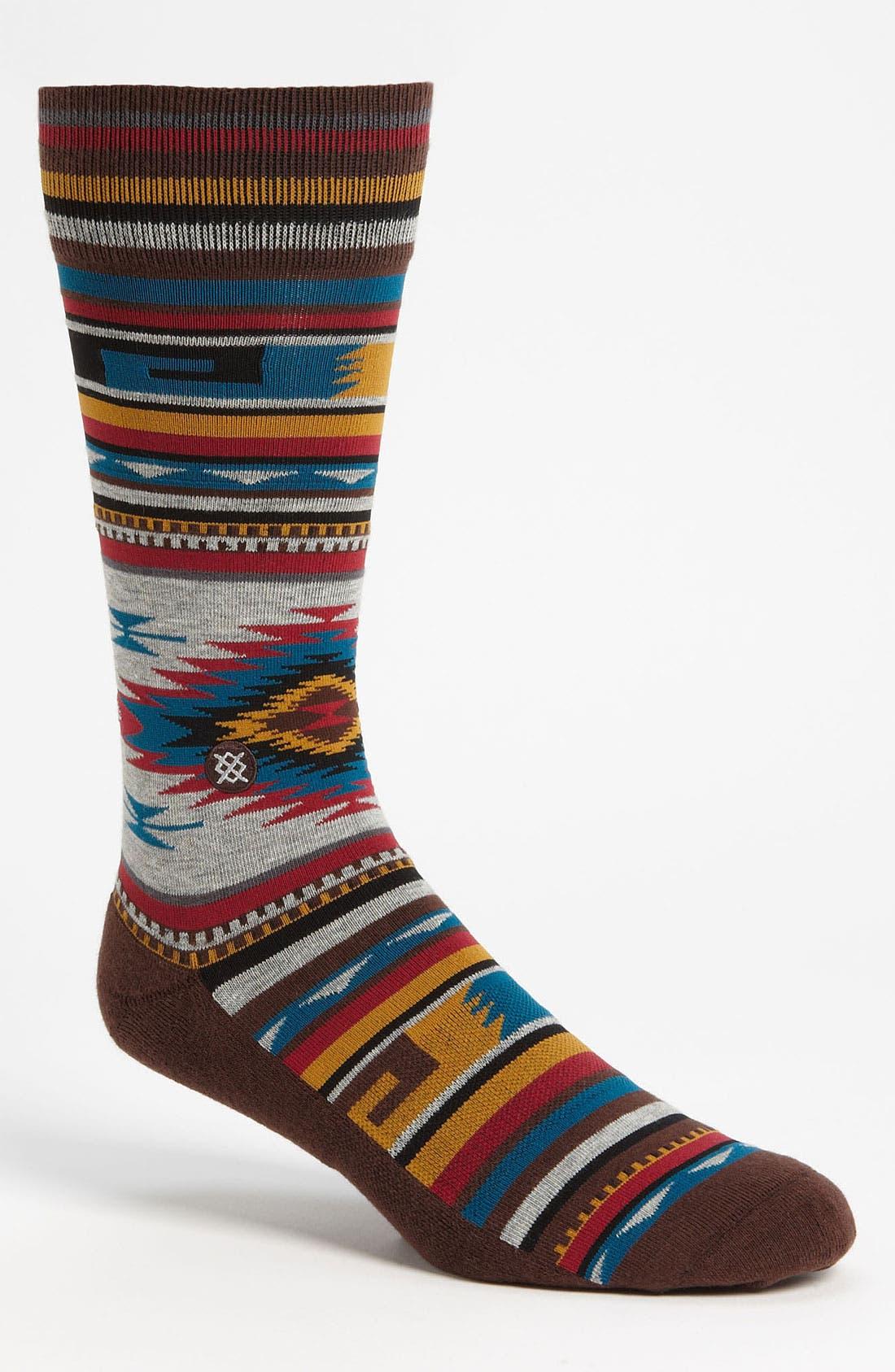 Alternate Image 1 Selected - Stance 'Outpost' Socks