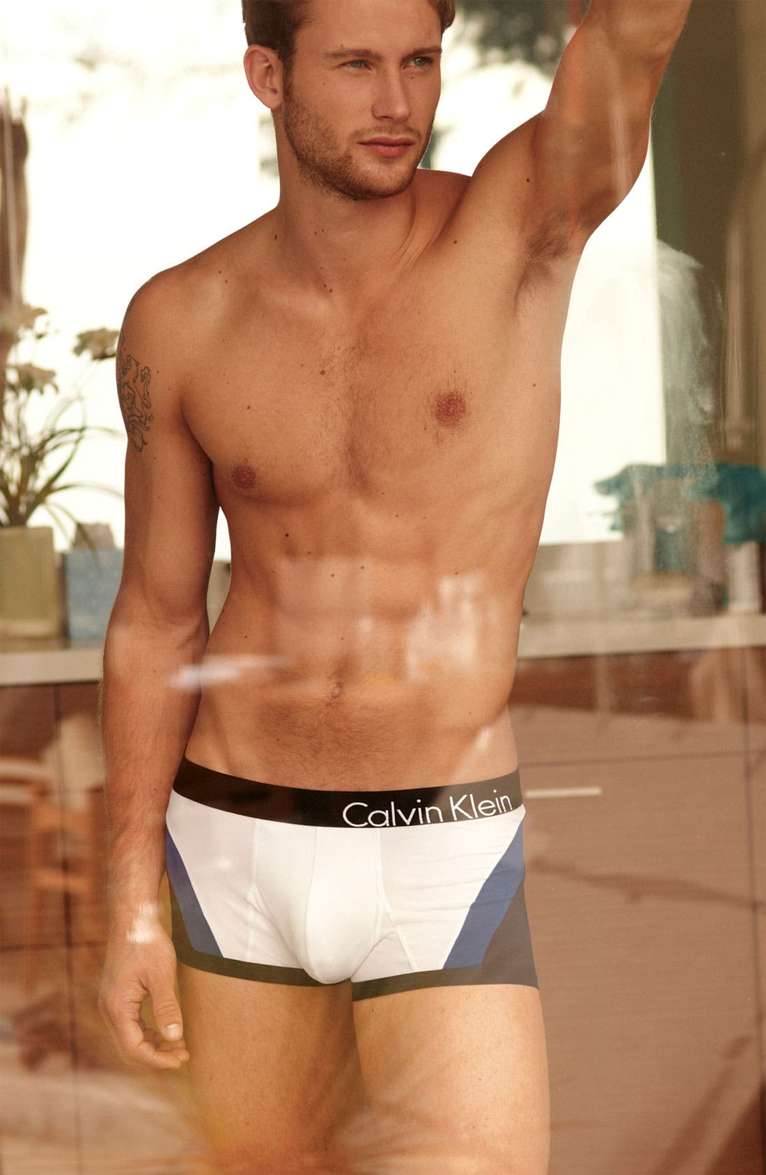 Alternate Image 3  - Calvin Klein Low Rise Trunks