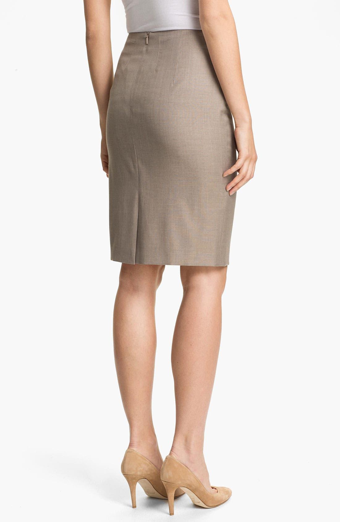 Alternate Image 2  - BOSS HUGO BOSS 'Vilina2' Skirt