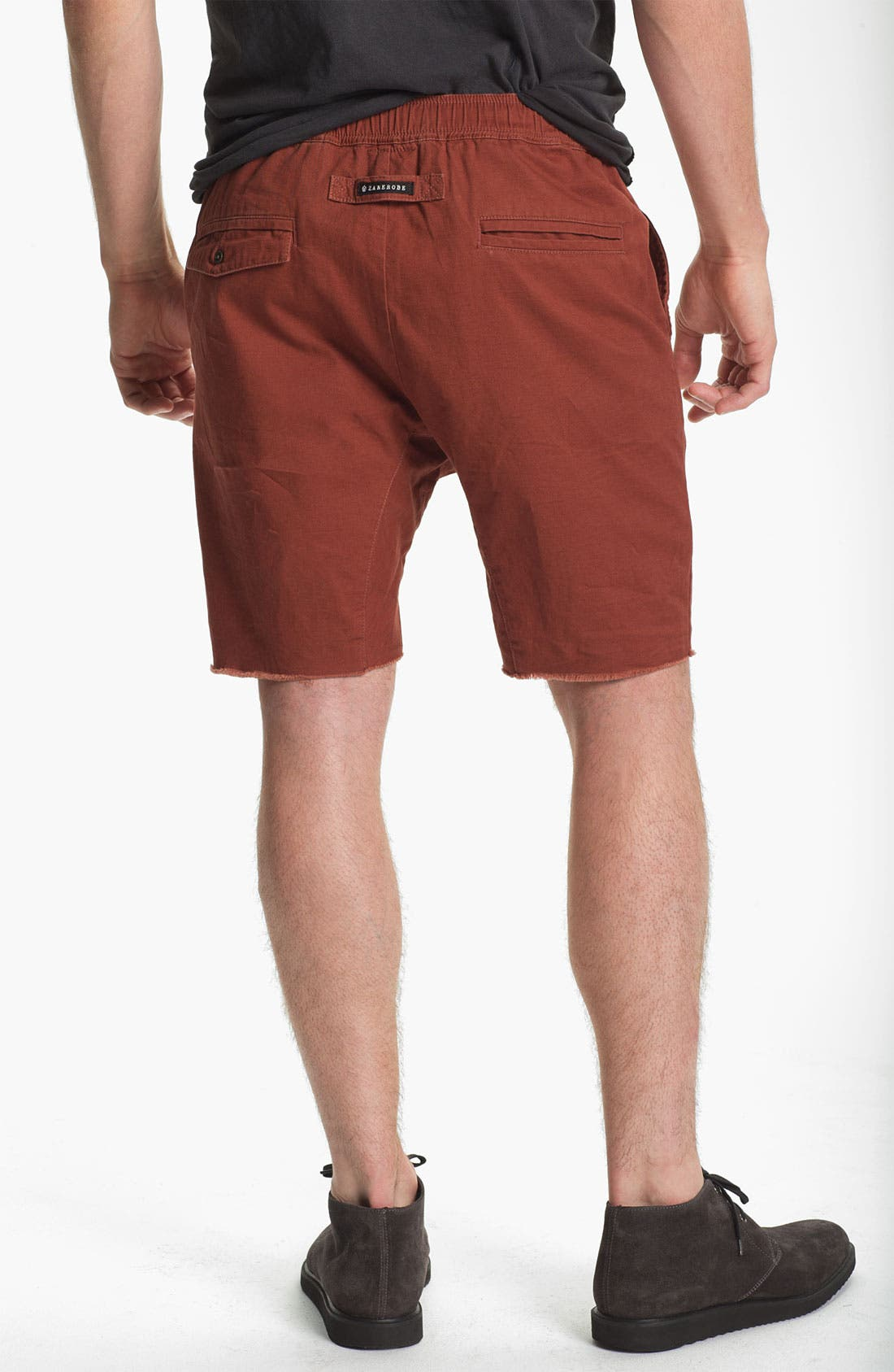 Alternate Image 4  - Zanerobe 'Sureshot' Chino Shorts