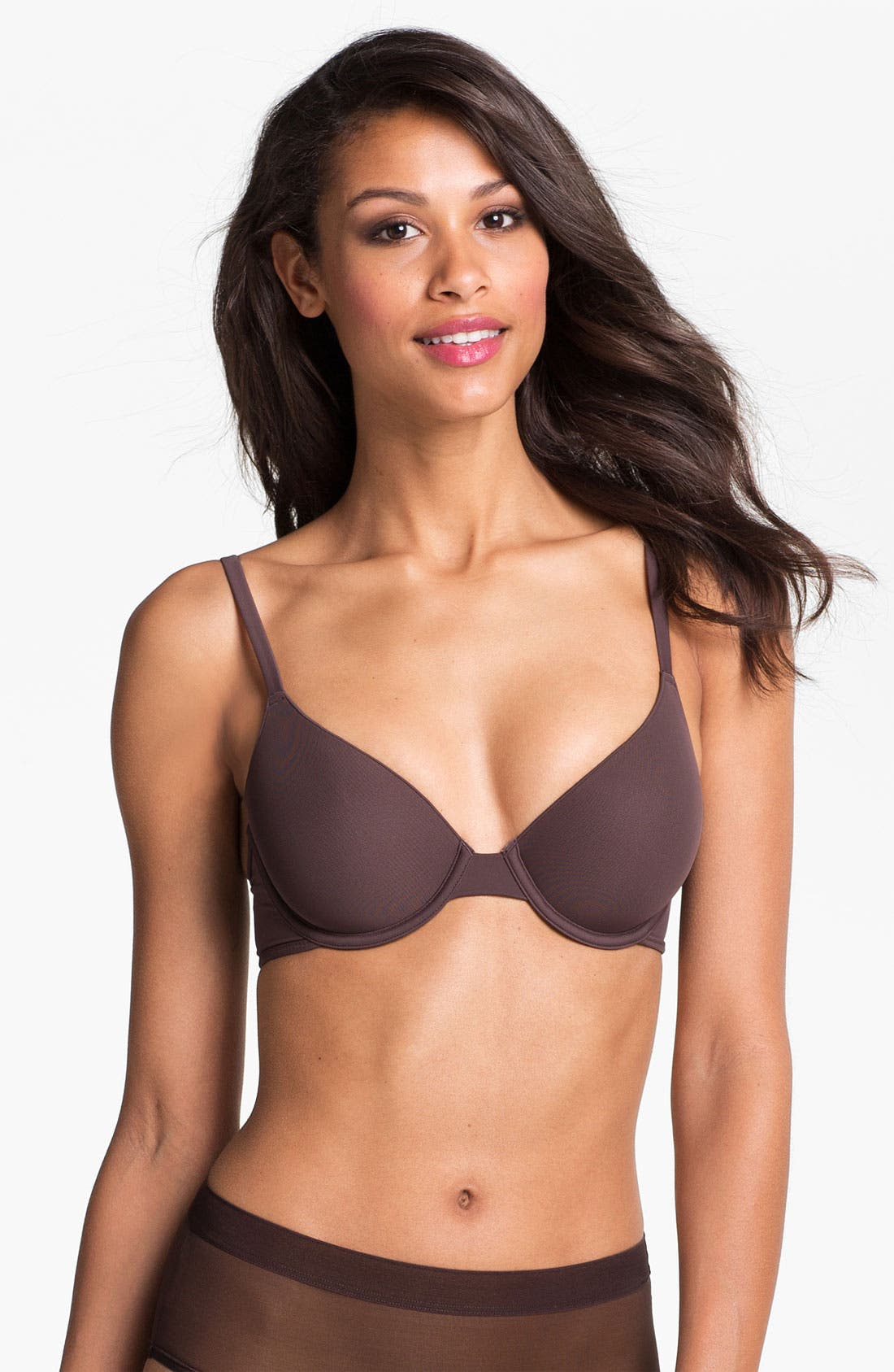 Alternate Image 1 Selected - Wacoal 'Smooth Complexion' Contour Underwire Bra
