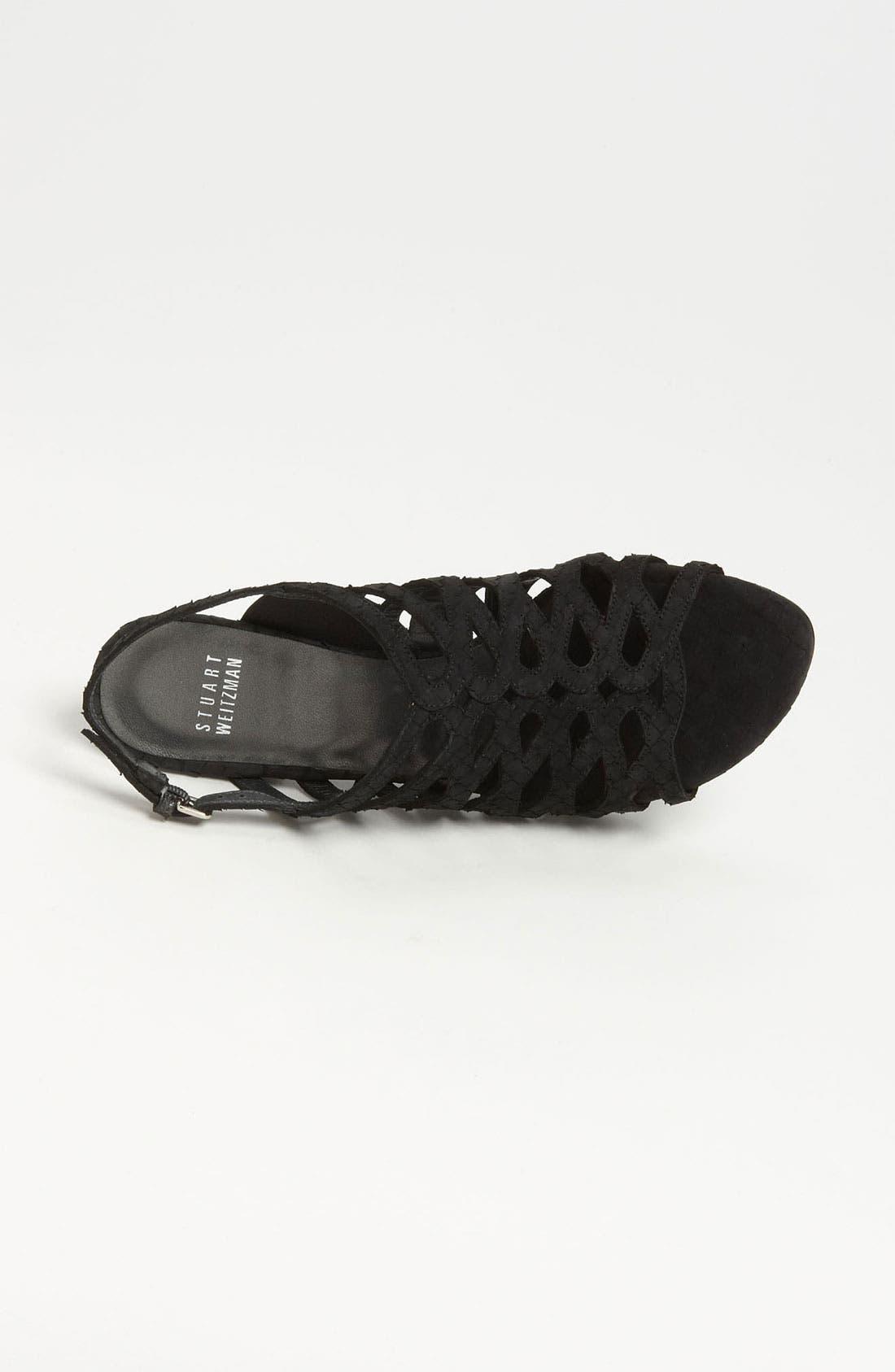 Alternate Image 3  - Stuart Weitzman 'Rollover' Sandal