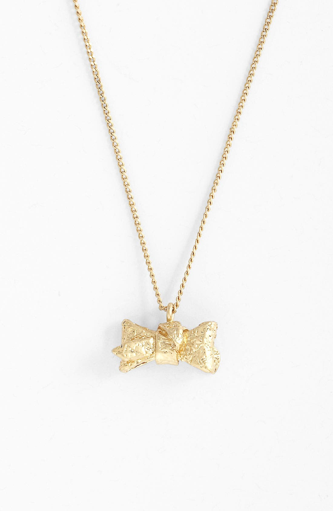 Main Image - MARC BY MARC JACOBS 'Exploded Bow' Pendant Necklace