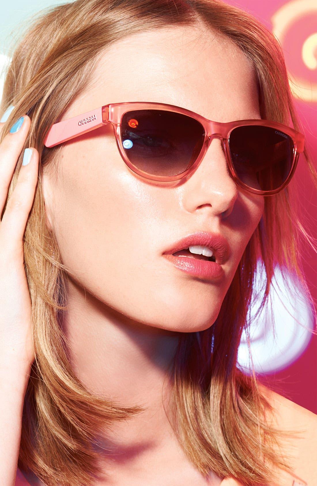 Alternate Image 2  - Carrera Eyewear 55mm Sunglasses