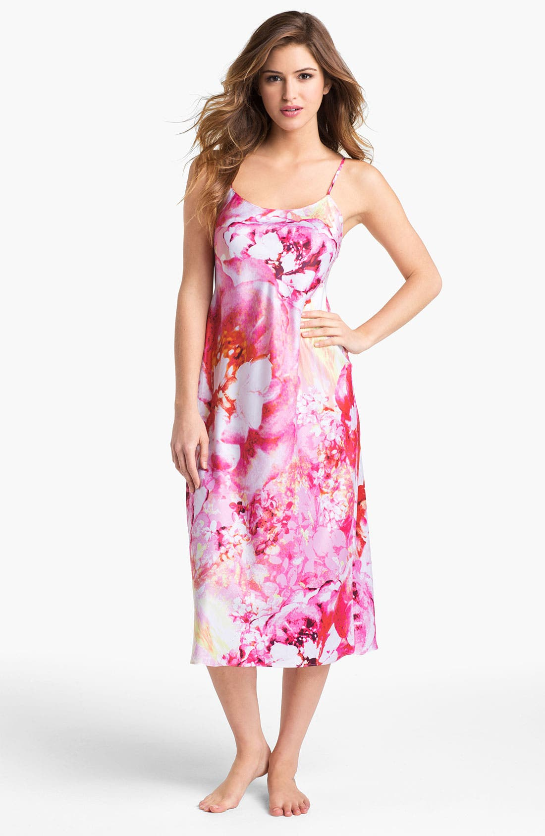 Alternate Image 1 Selected - Natori 'Bellarocca' Nightgown