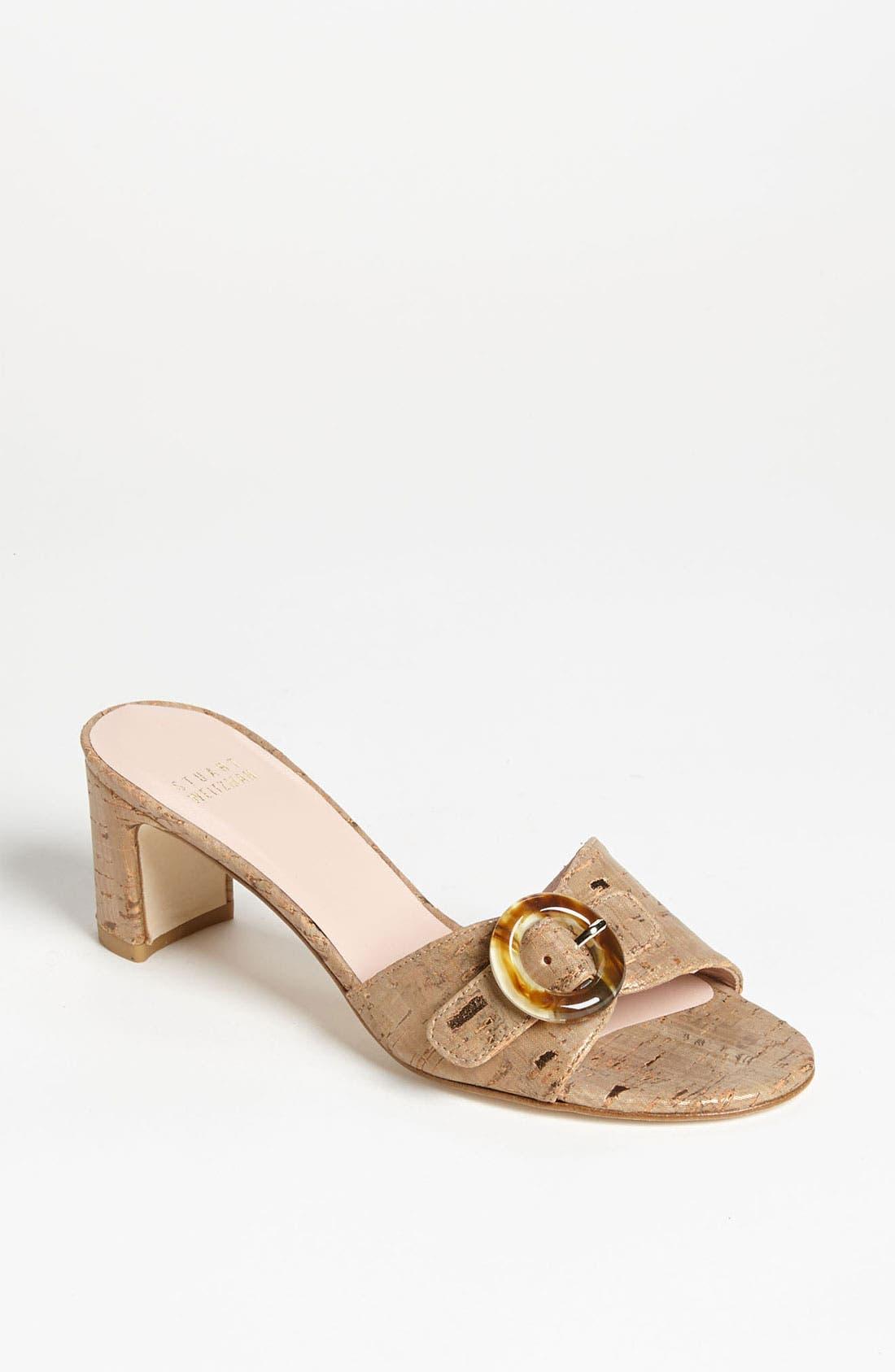 Main Image - Stuart Weitzman 'Bucat' Sandal