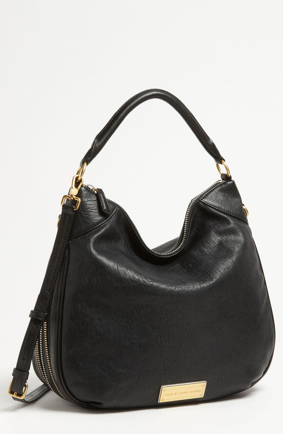 Alternate Image 1 Selected - MARC BY MARC JACOBS 'Washed Up - Billy' Leather Hobo