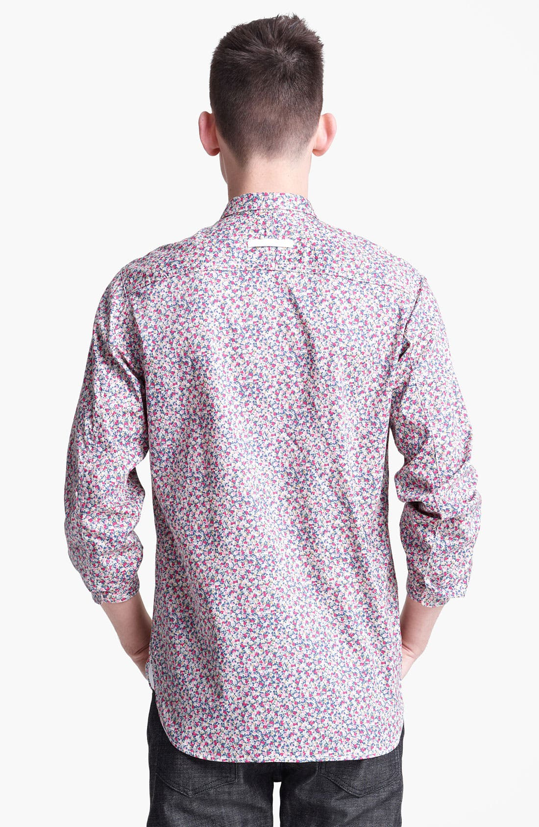 Alternate Image 2  - Junya Watanabe 'Lawn Liberty' Sport Shirt