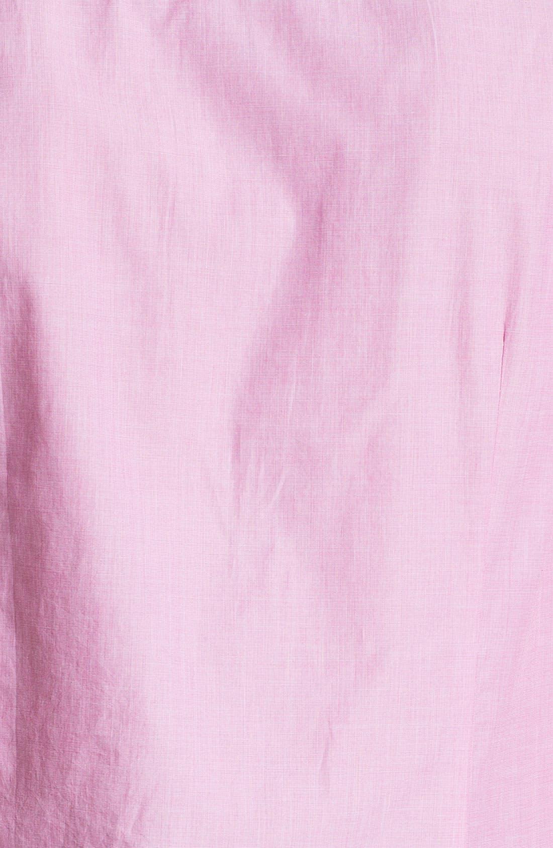 Alternate Image 3  - Ted Baker London 'Pingty Pattern' Trim Fit Sport Shirt
