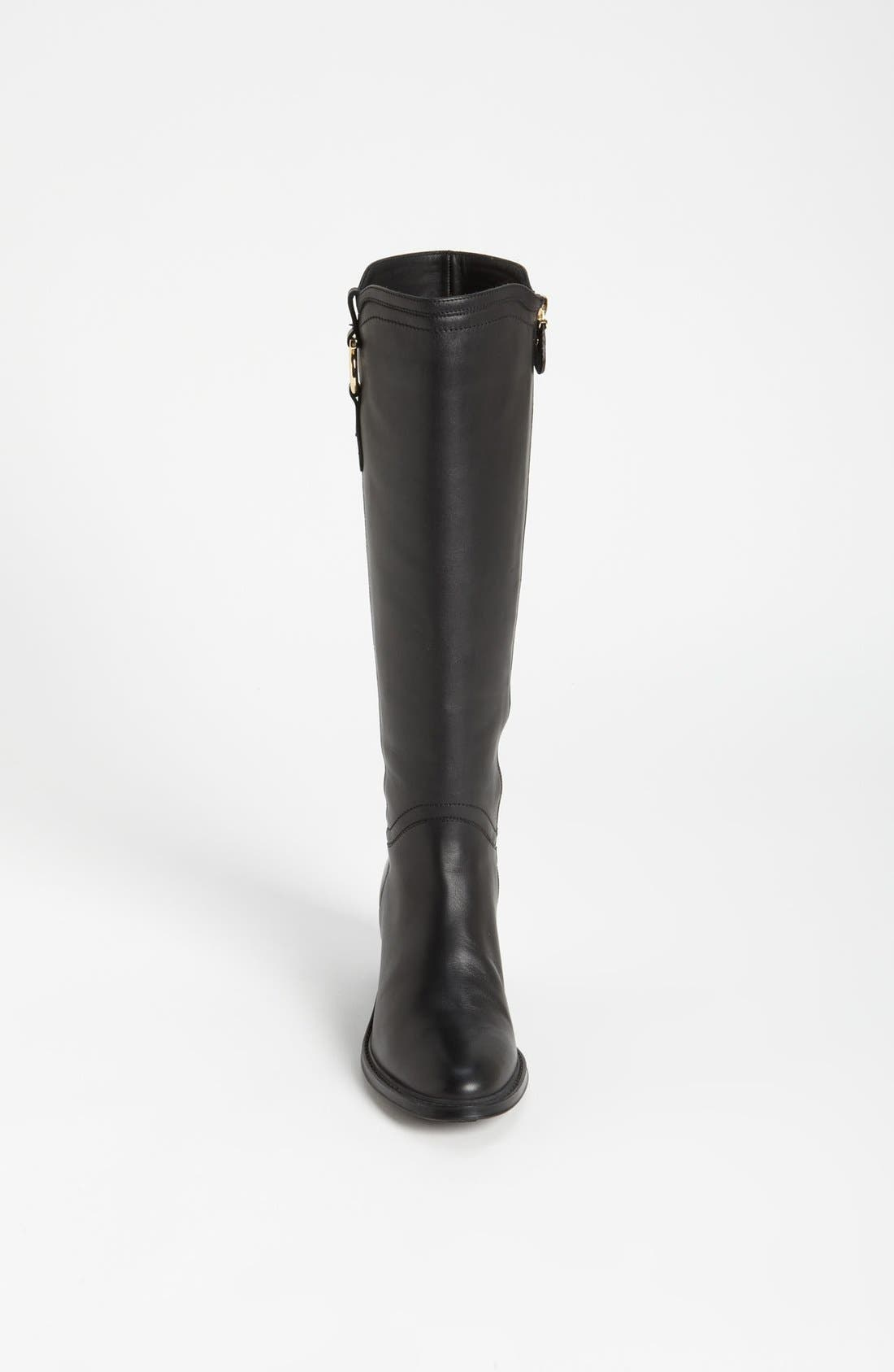 Alternate Image 3  - Salvatore Ferragamo 'Fersea' Leather Boot