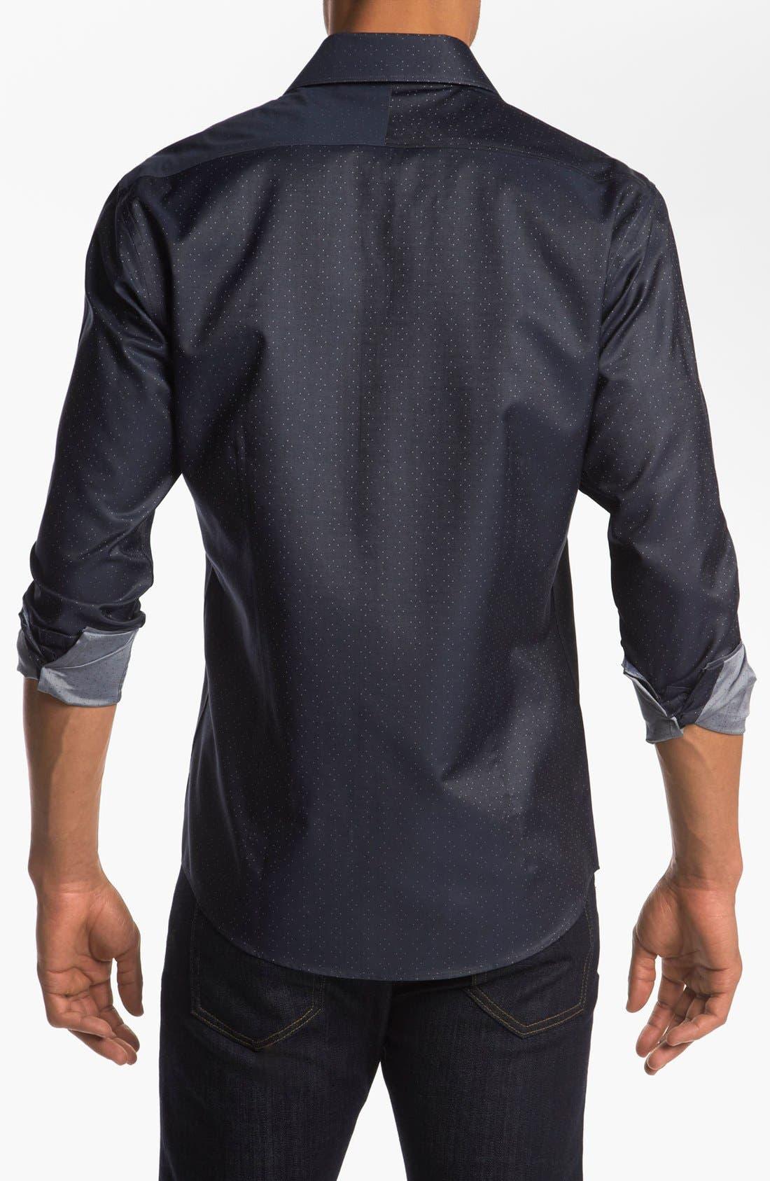 Alternate Image 2  - Kenson 'Vertigo' Sport Shirt
