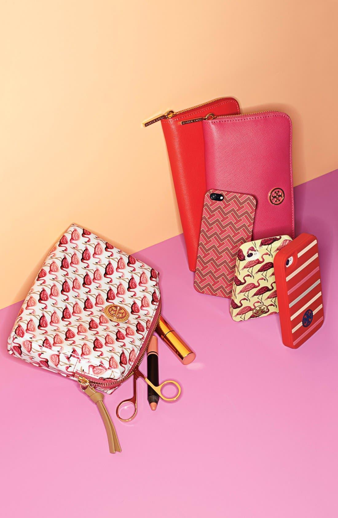 Alternate Image 2  - Tory Burch 'Flamingo' iPhone 5 Case